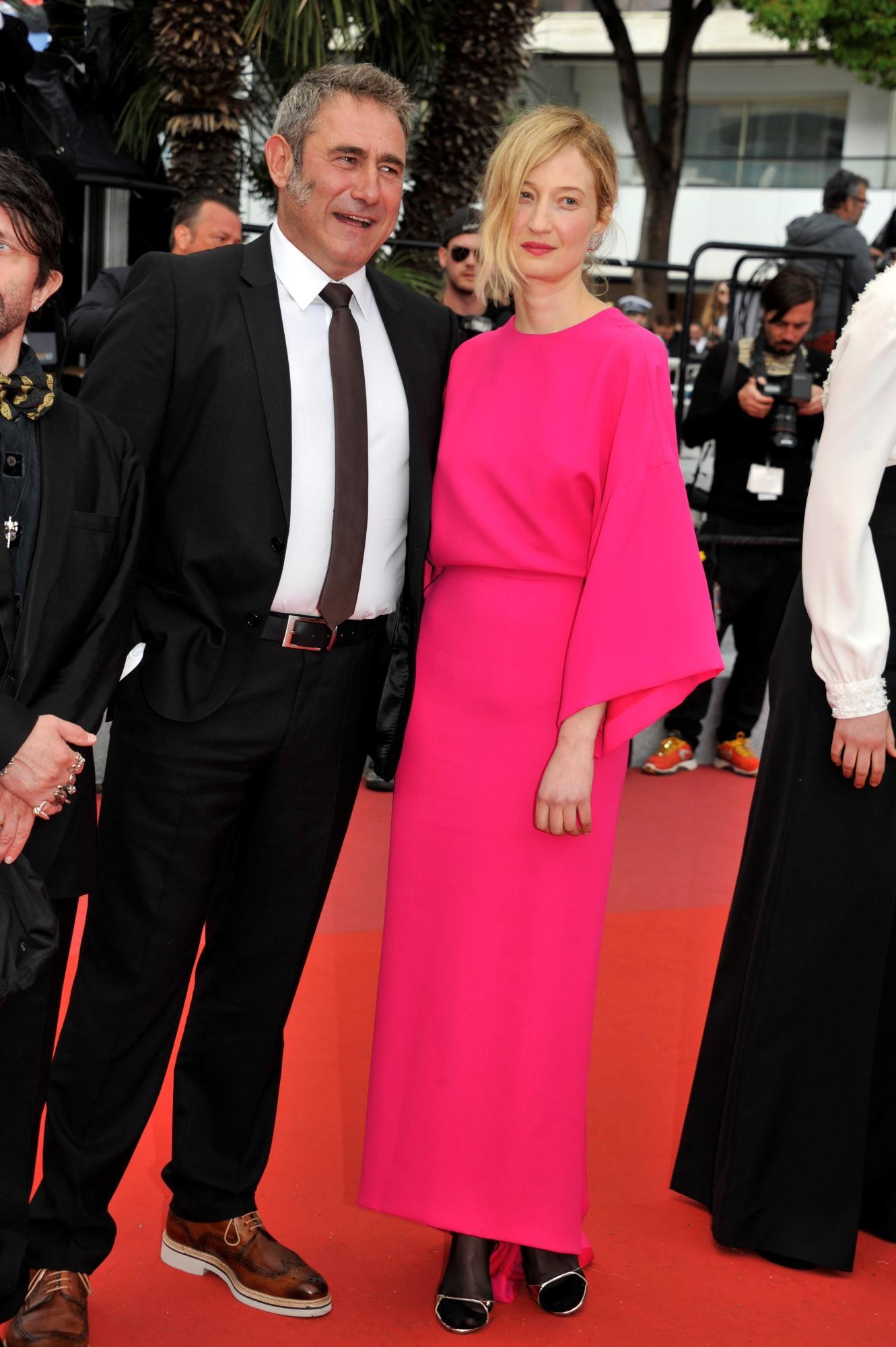 Cannes 2018, Benigni scatenato sul red carpet di