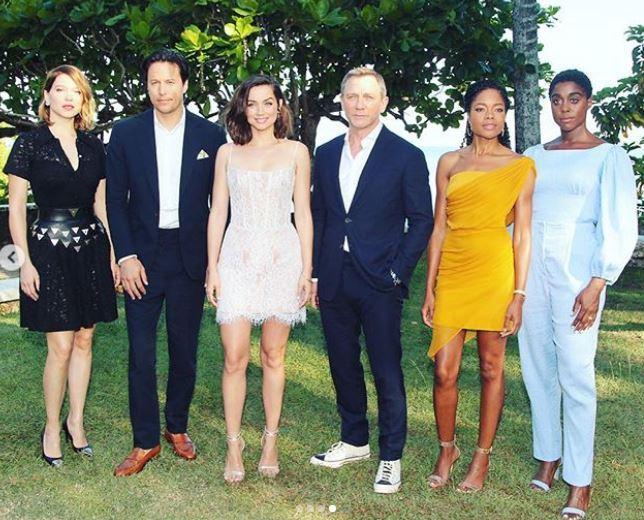 Bond 25 : ecco Ana de Armas, la nuova e sexy Bond Girl