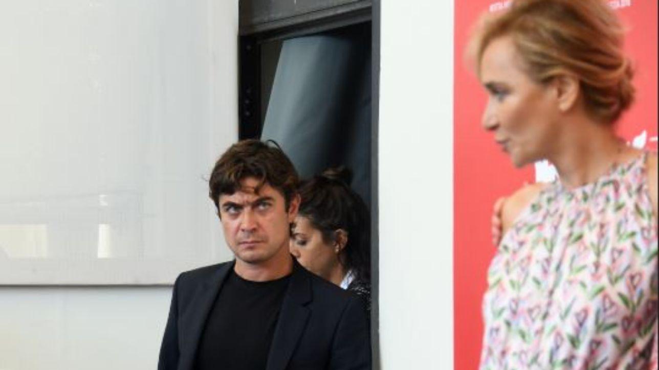 Valeria Golino e Riccardo Scamarcio, di nuovo insieme sul red carpet a Venezia