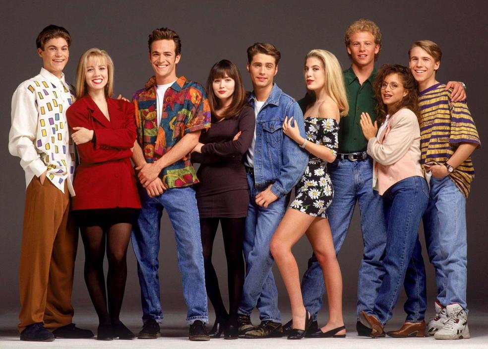 Beverly Hills 90210  il ritorno: guarda chi saranno i protagonisti