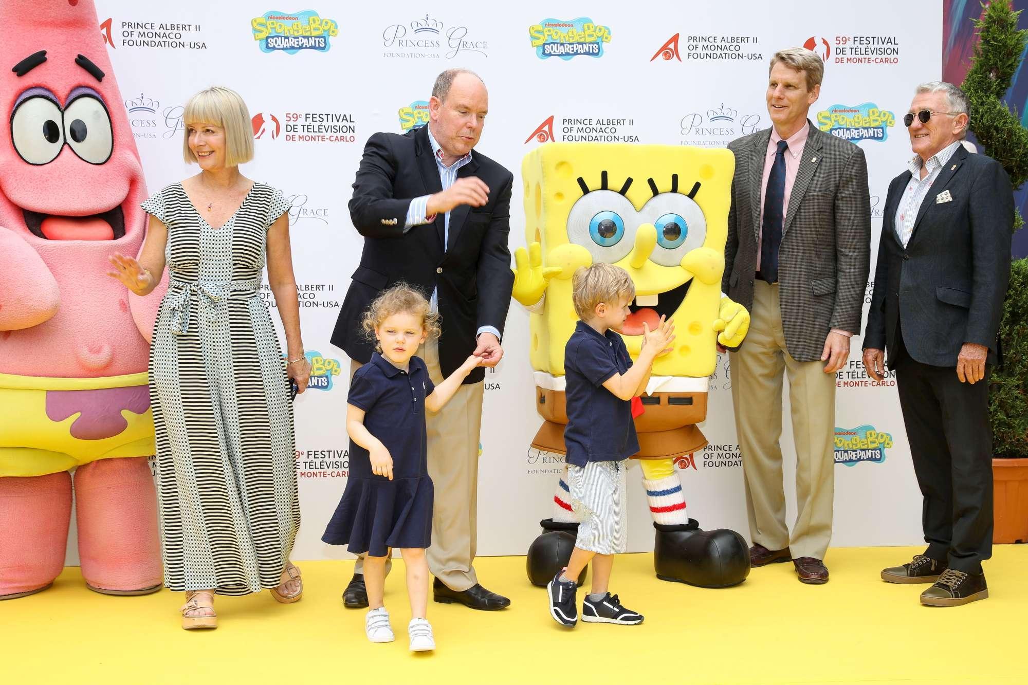 Dai reali ai Vip, tutti pazzi per Spongebob