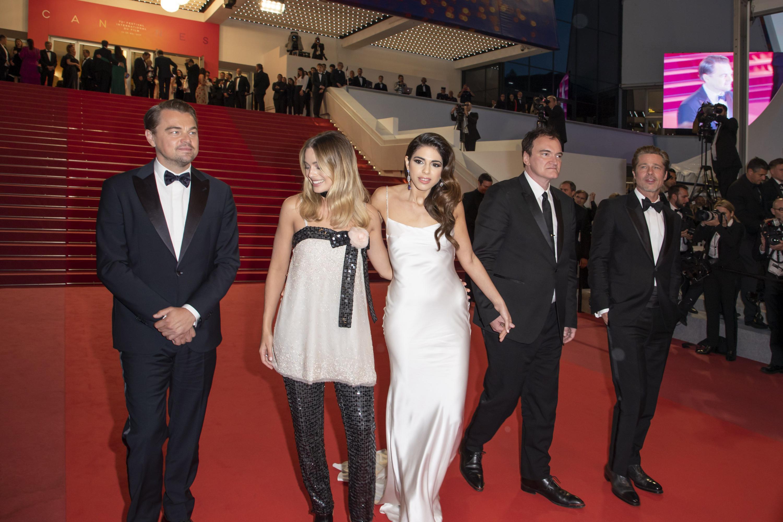 Cannes 2019, red carpet di lusso per Tarantino e il suo  C era una volta Hollywood  (e c è anche la Ferragni)