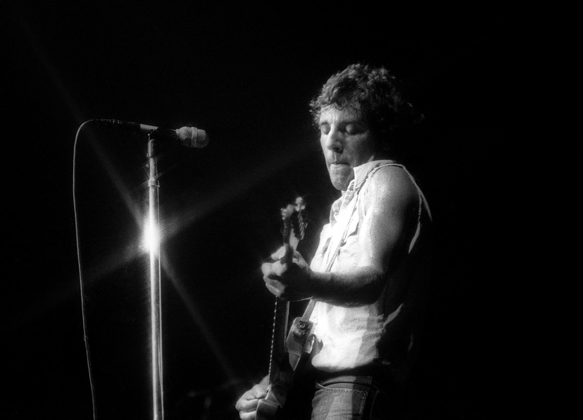 Bruce Springsteen, i suoi 70 anni a tempo di rock in 70 foto