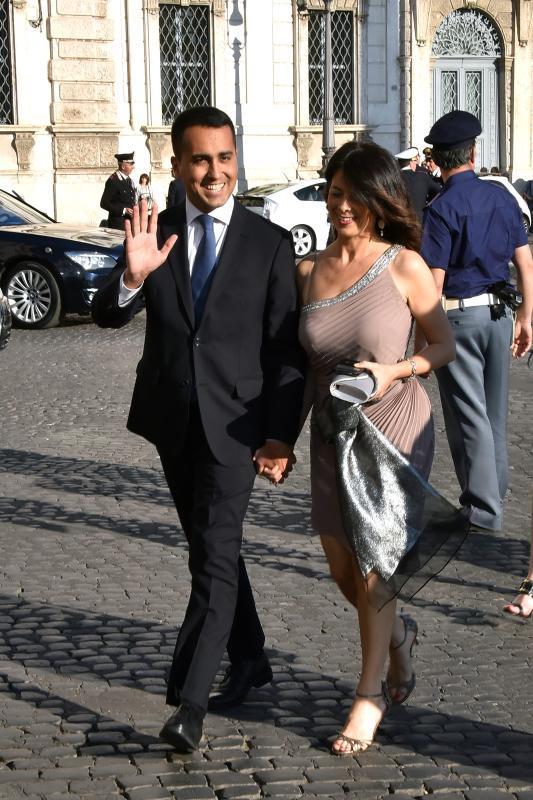 Luigi Di Maio e Silvia Virgulti si sono detti addio