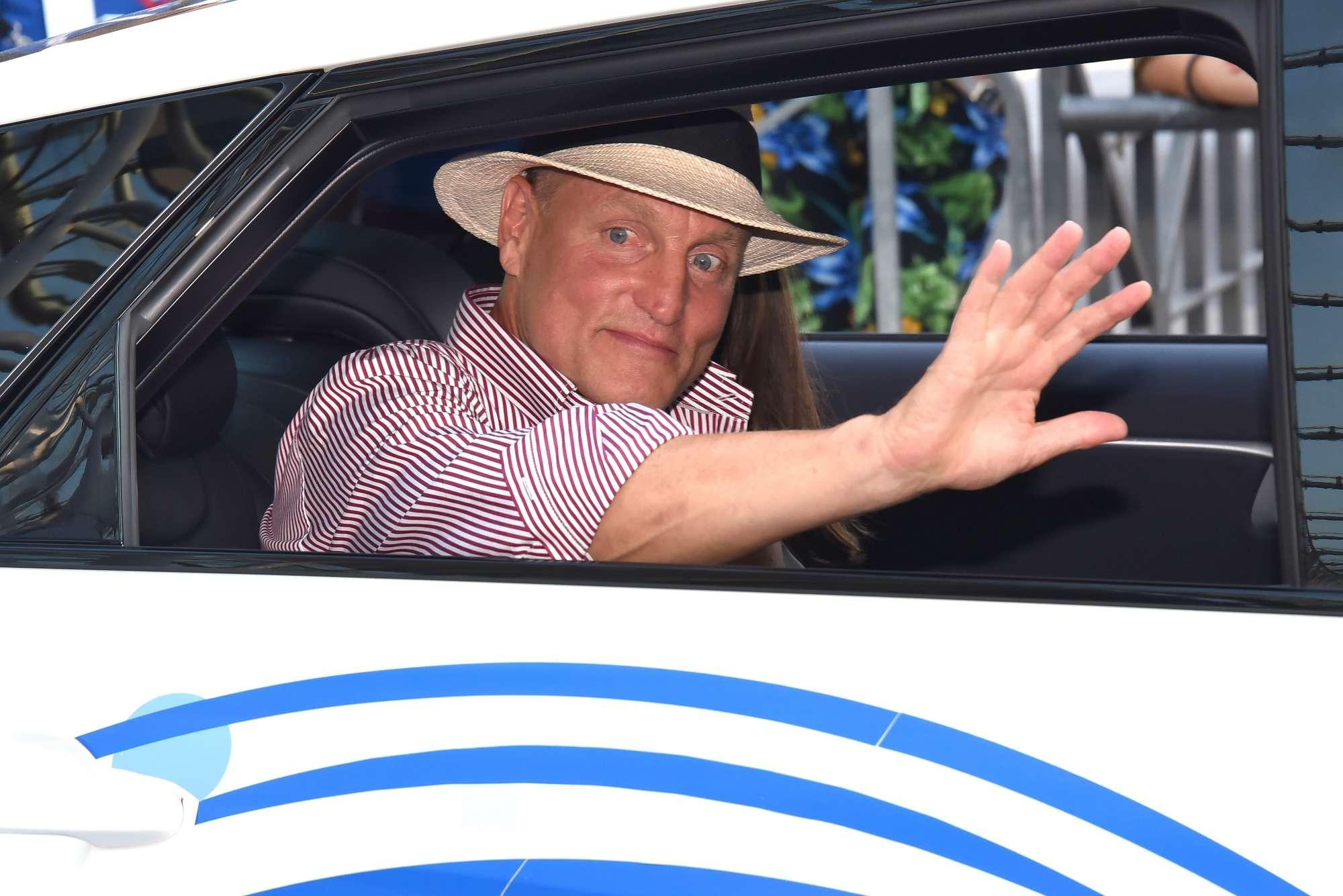 Woody Harrelson sbarca al  Giffoni Film Festival