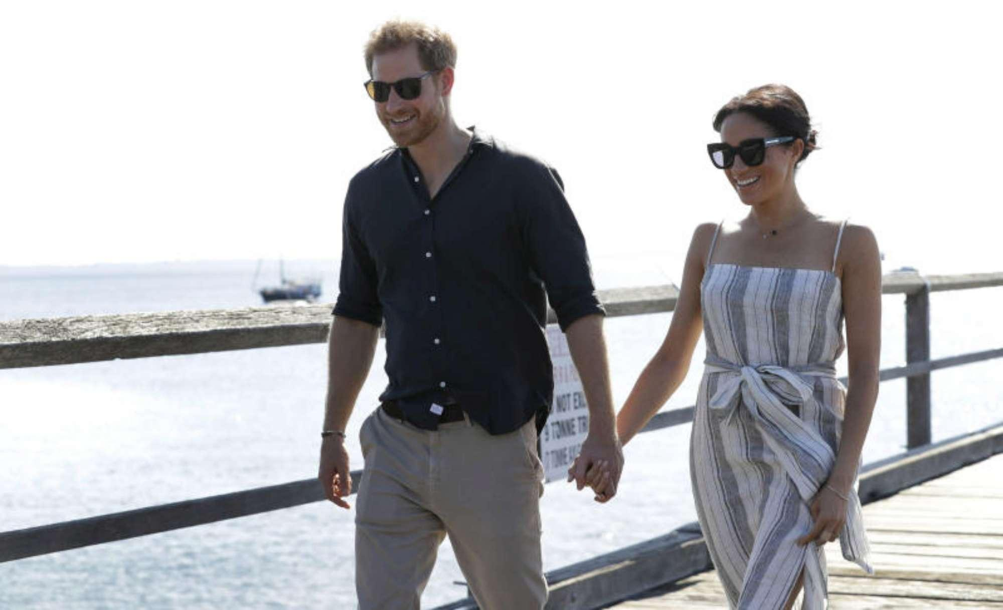 Harry e Meghan:  Speriamo che sia femmina