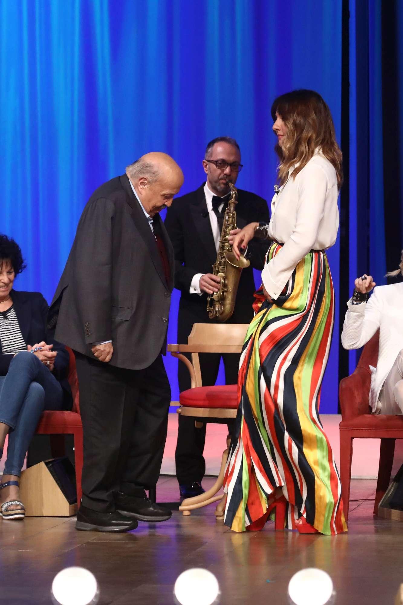 Maurizio Costanzo Show, le foto della quarta puntata