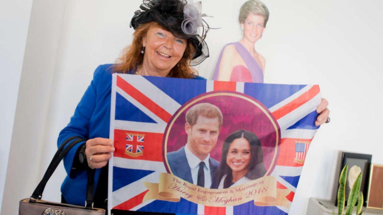 Nozze Harry-Meghan, al castello di Windsor anche il fan club dedicato a Lady Diana