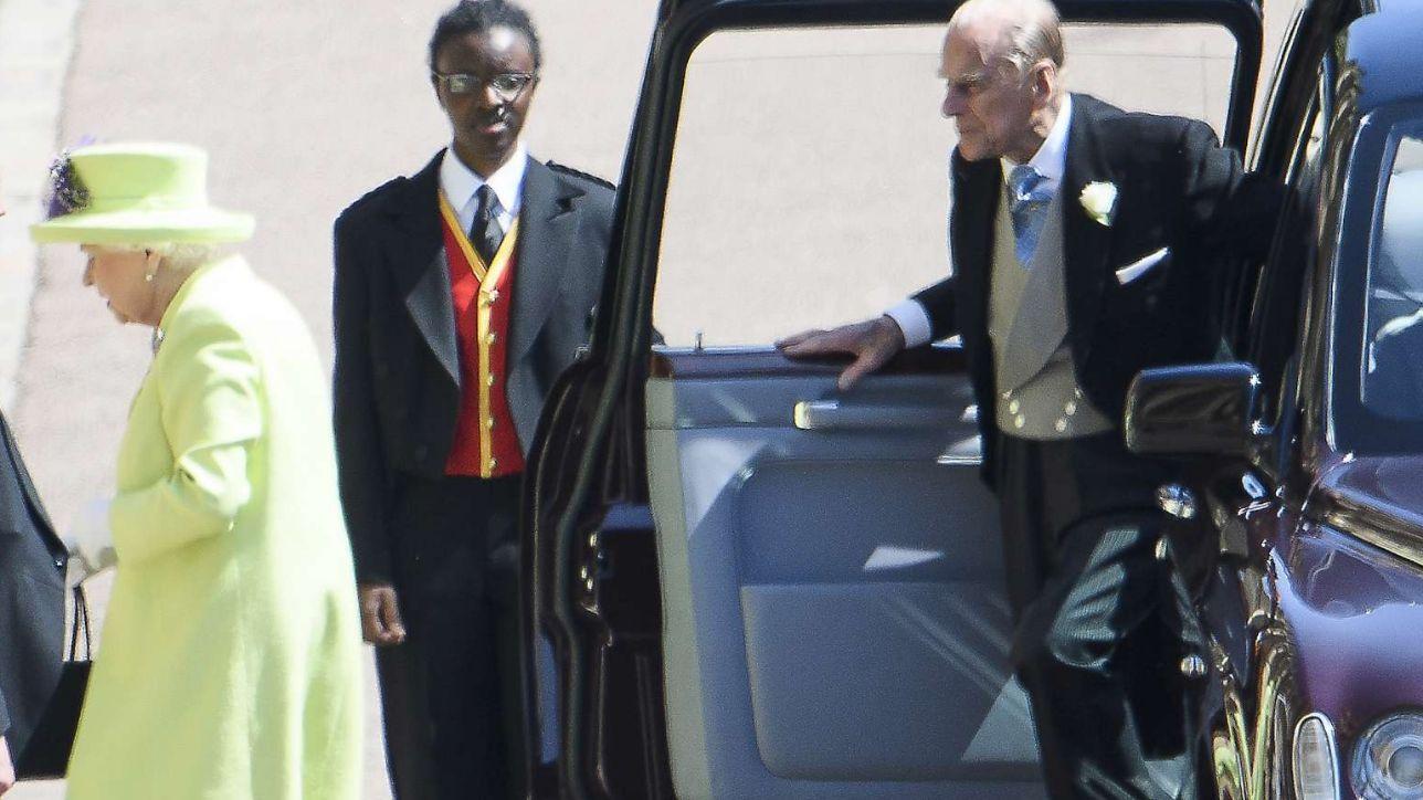 Royal Wedding, ecco l'outfit della Regina Elisabetta