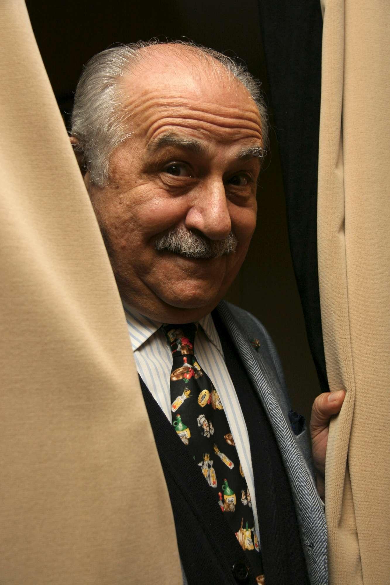 Teatro in lutto, addio a Luigi De Filippo