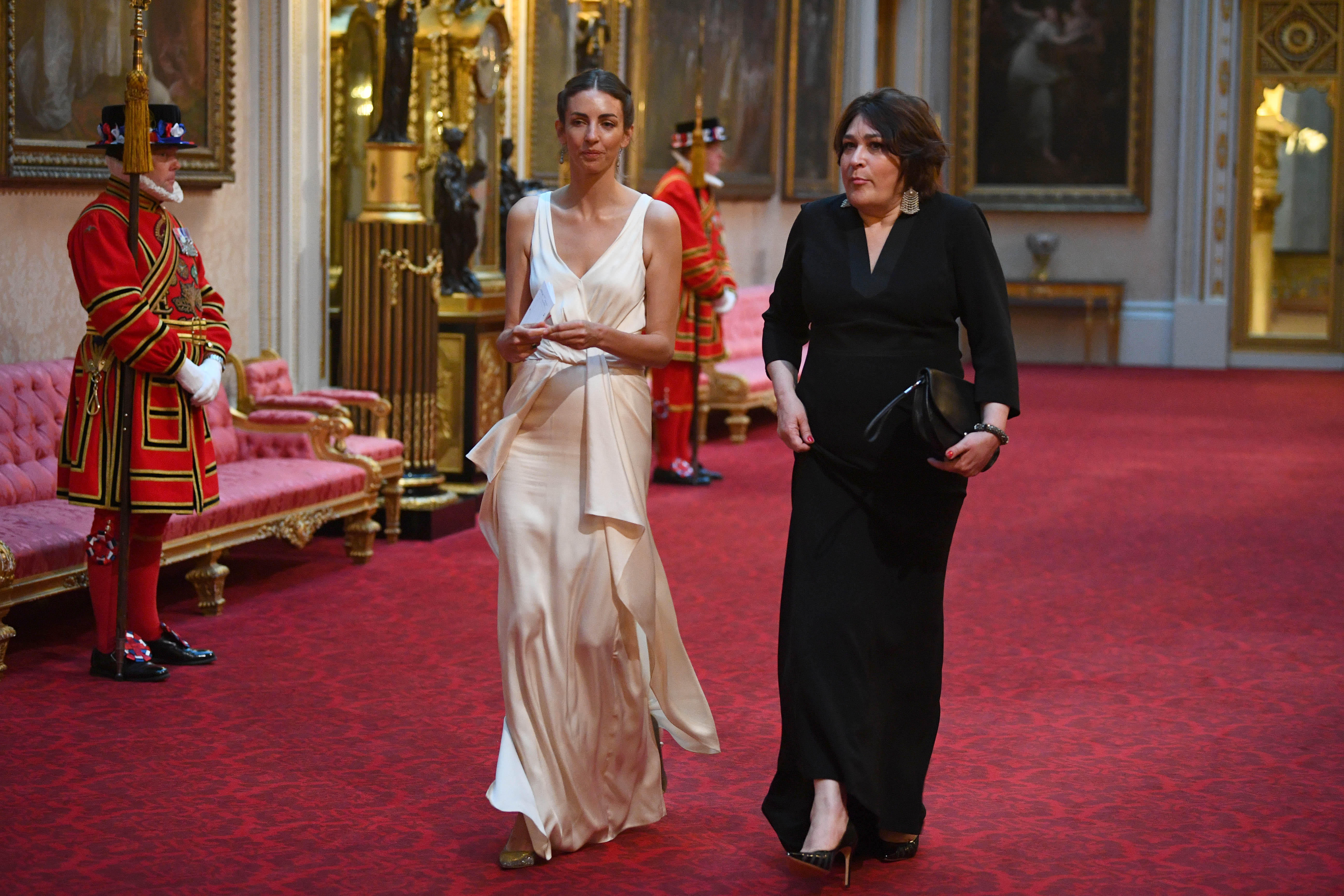Chi è Rose Hanbury, la  nuova Camilla  che manda in crisi William e Kate