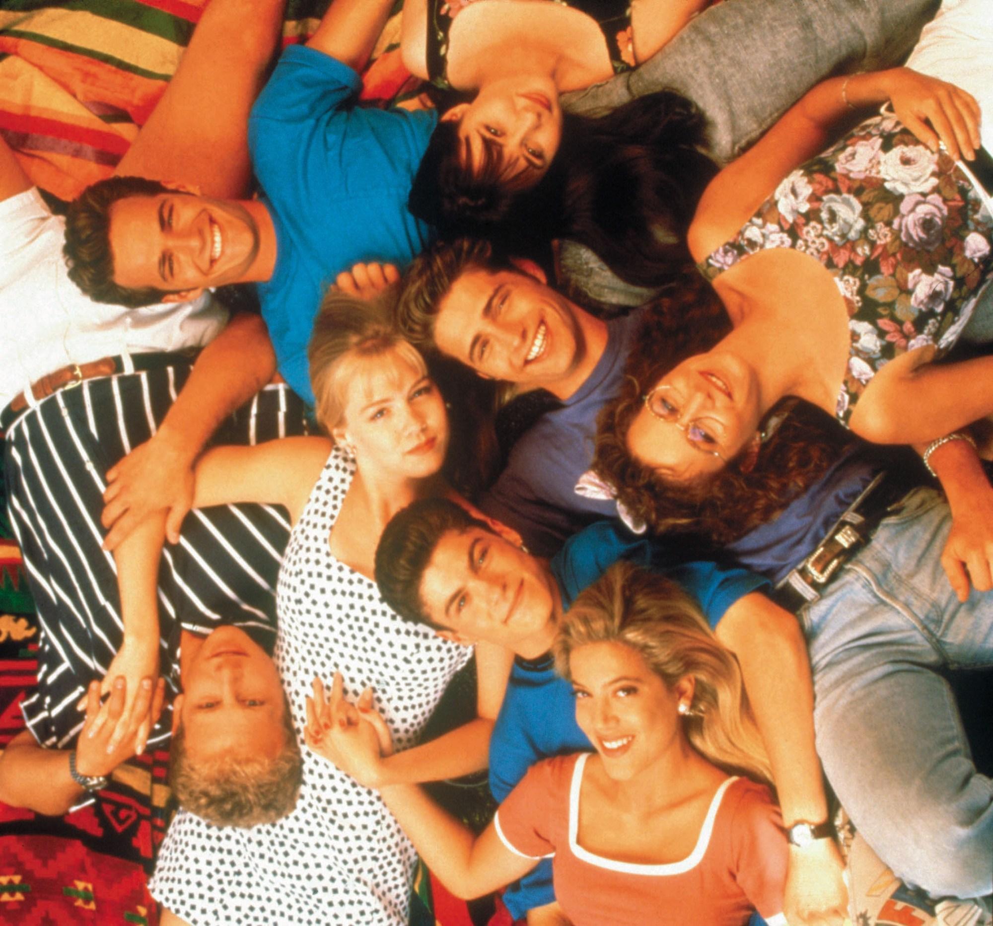Gli anni 90 di  Beverly Hills 90210
