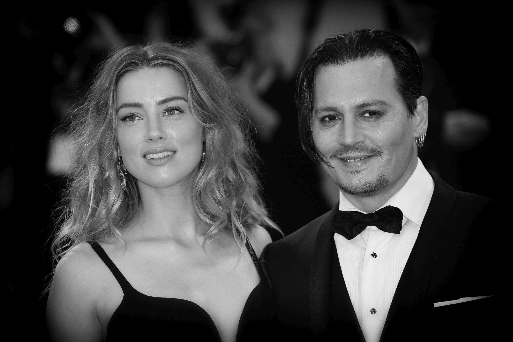 Amber Heard e Johnny Depp, dal red carpet al tribunale