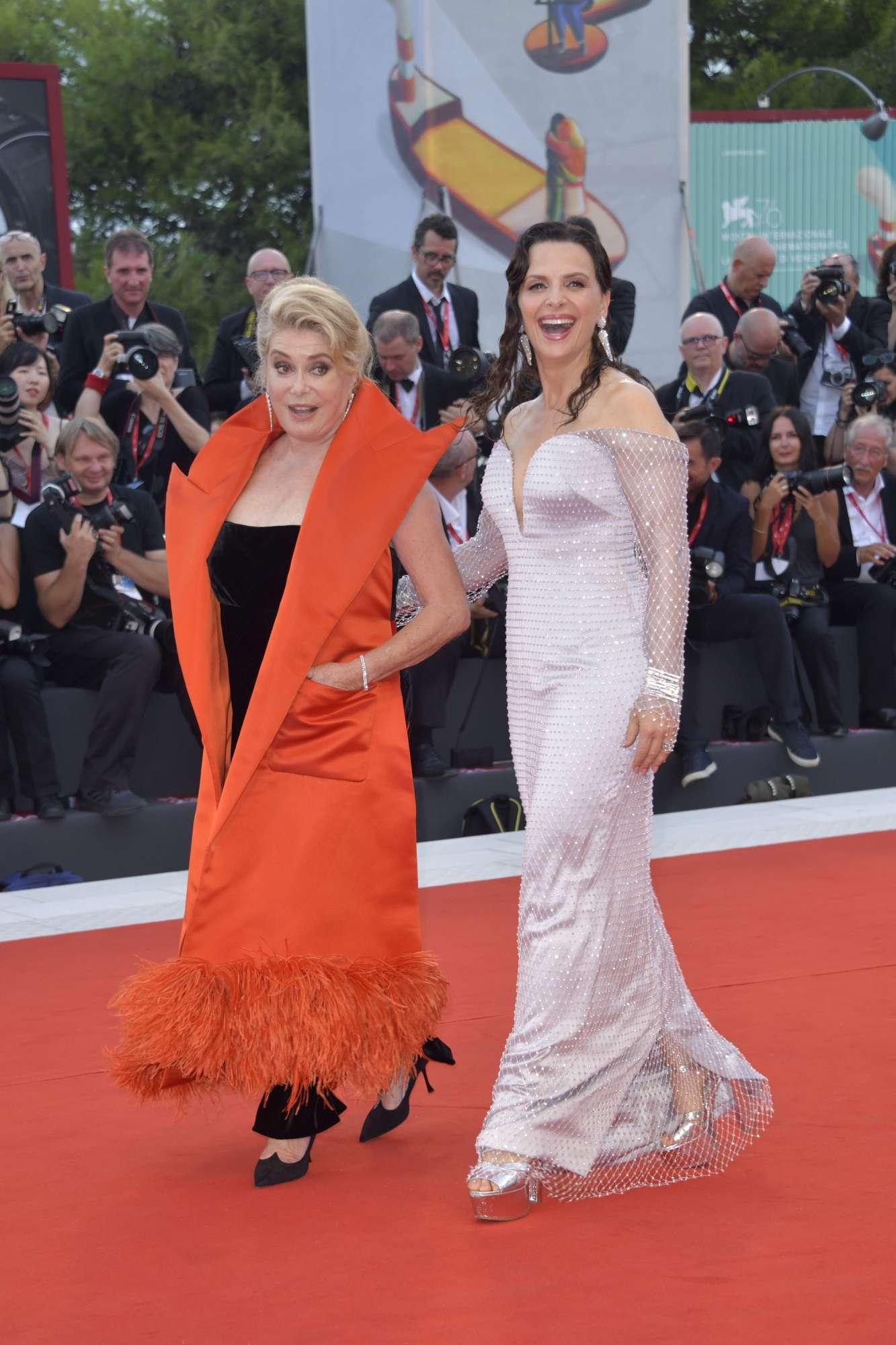 Venezia 76, cerimonia d apertura e primo film: ecco il red carpet