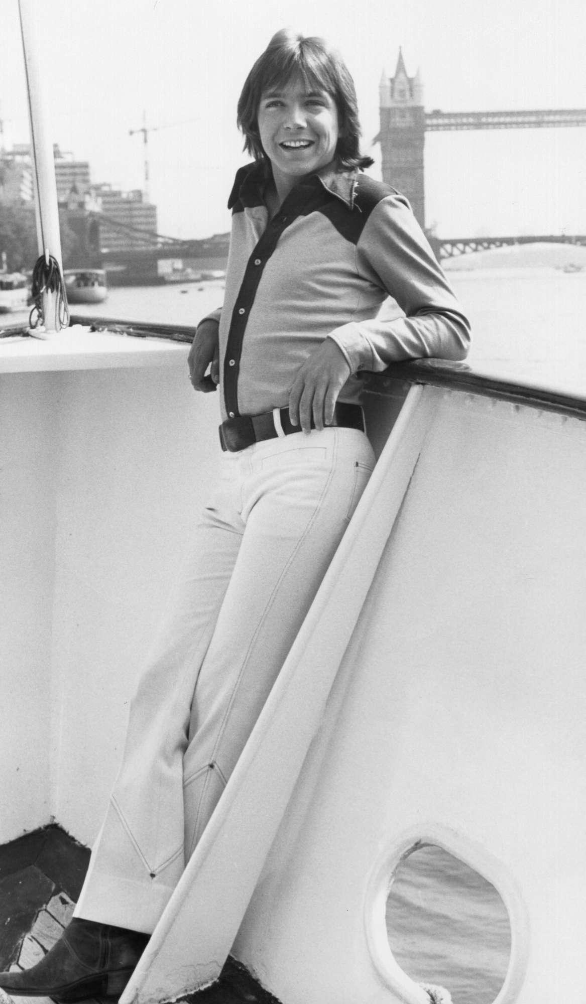 David Cassidy è morto, aveva 67 anni
