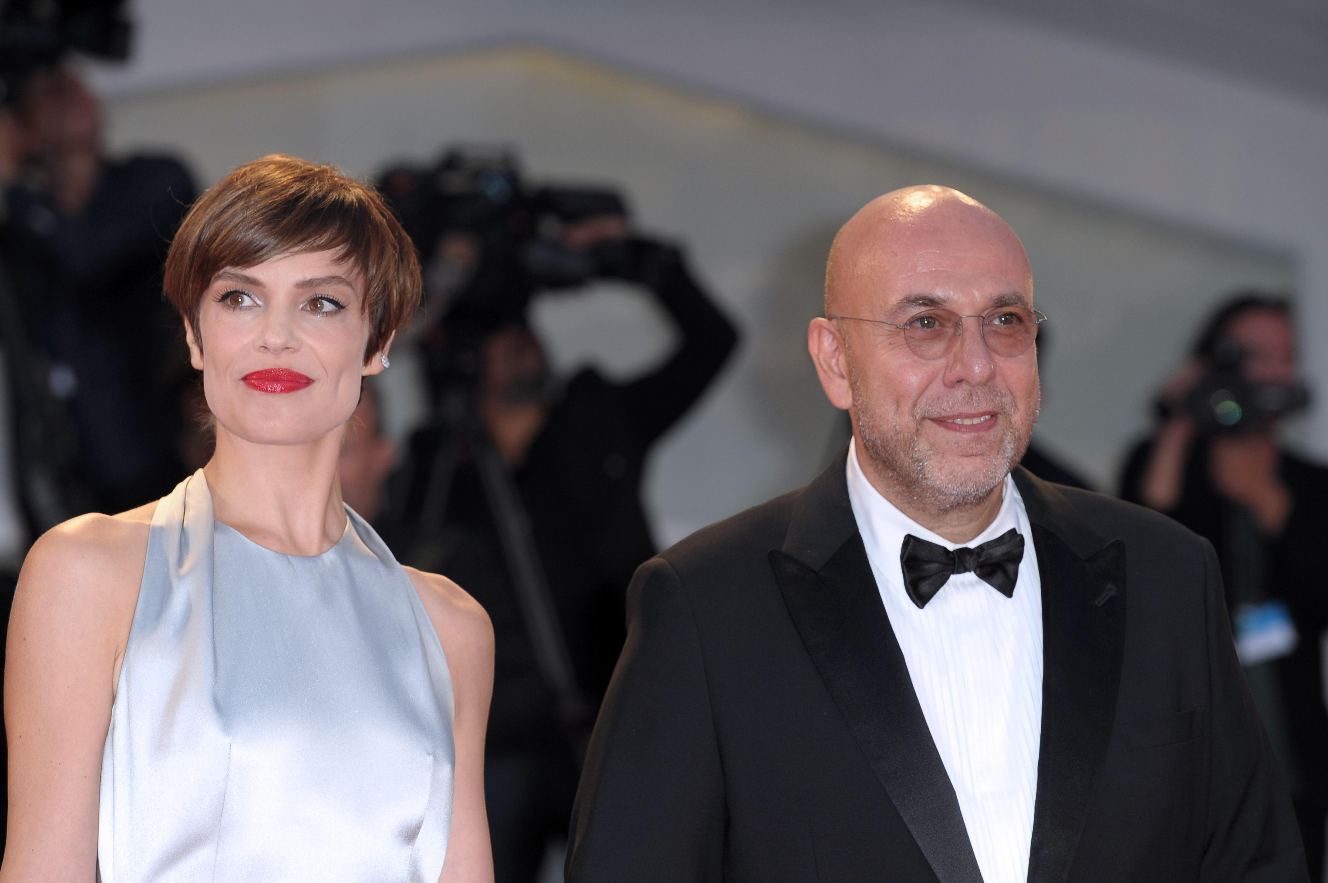 Paolo Virzì e Micaela Ramazzotti tornano insieme