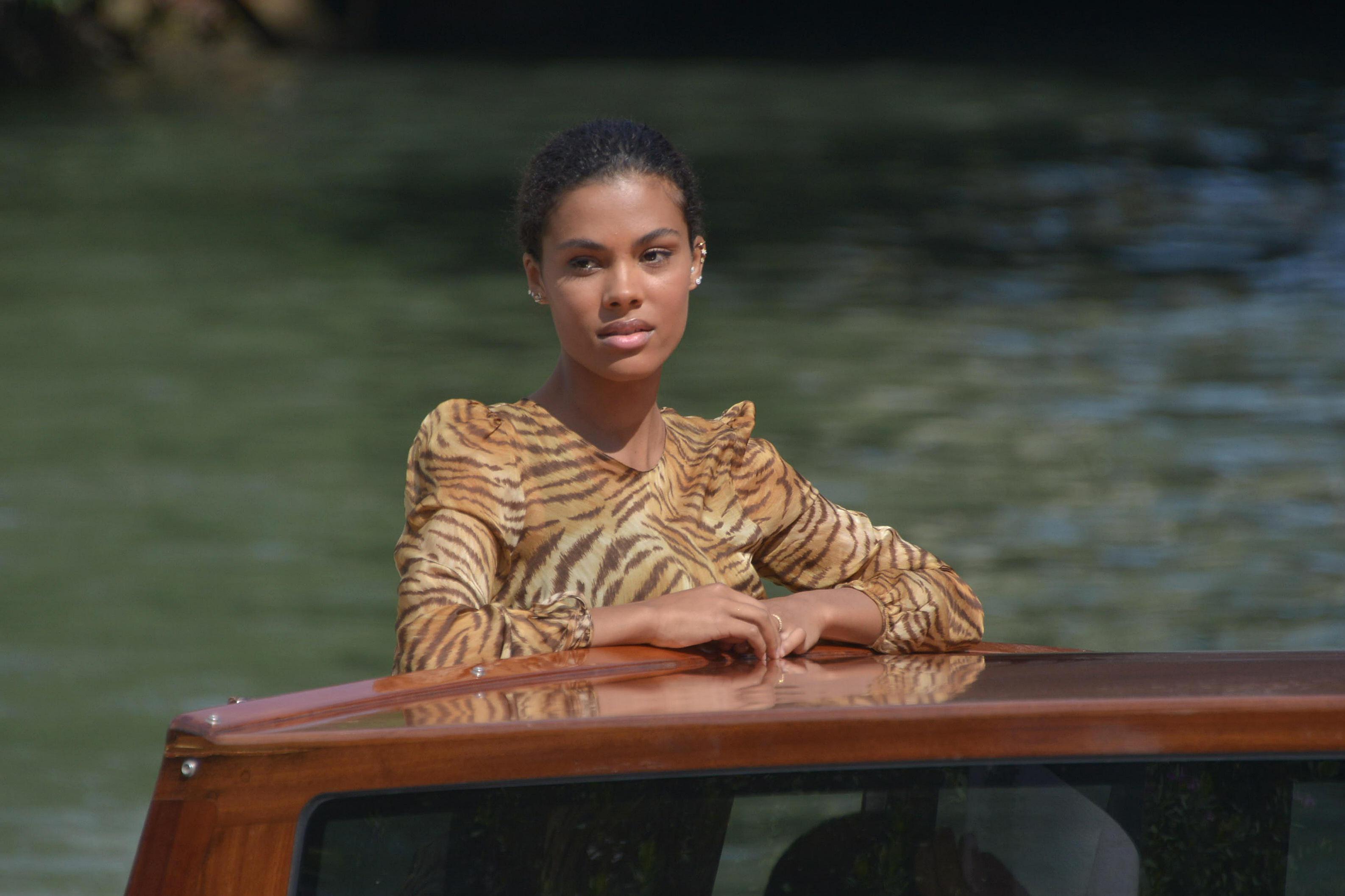 Venezia 75, da Tina Kunakey a Stella Egitto: gli arrivi del sesto giorno al Lido