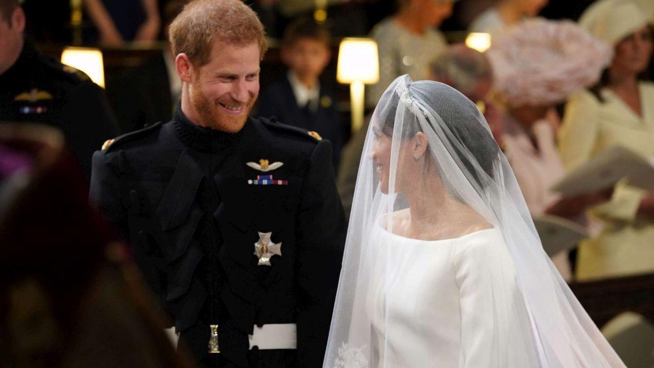 Il principe Harry e Meghan hanno detto sì: guarda le foto degli sposi