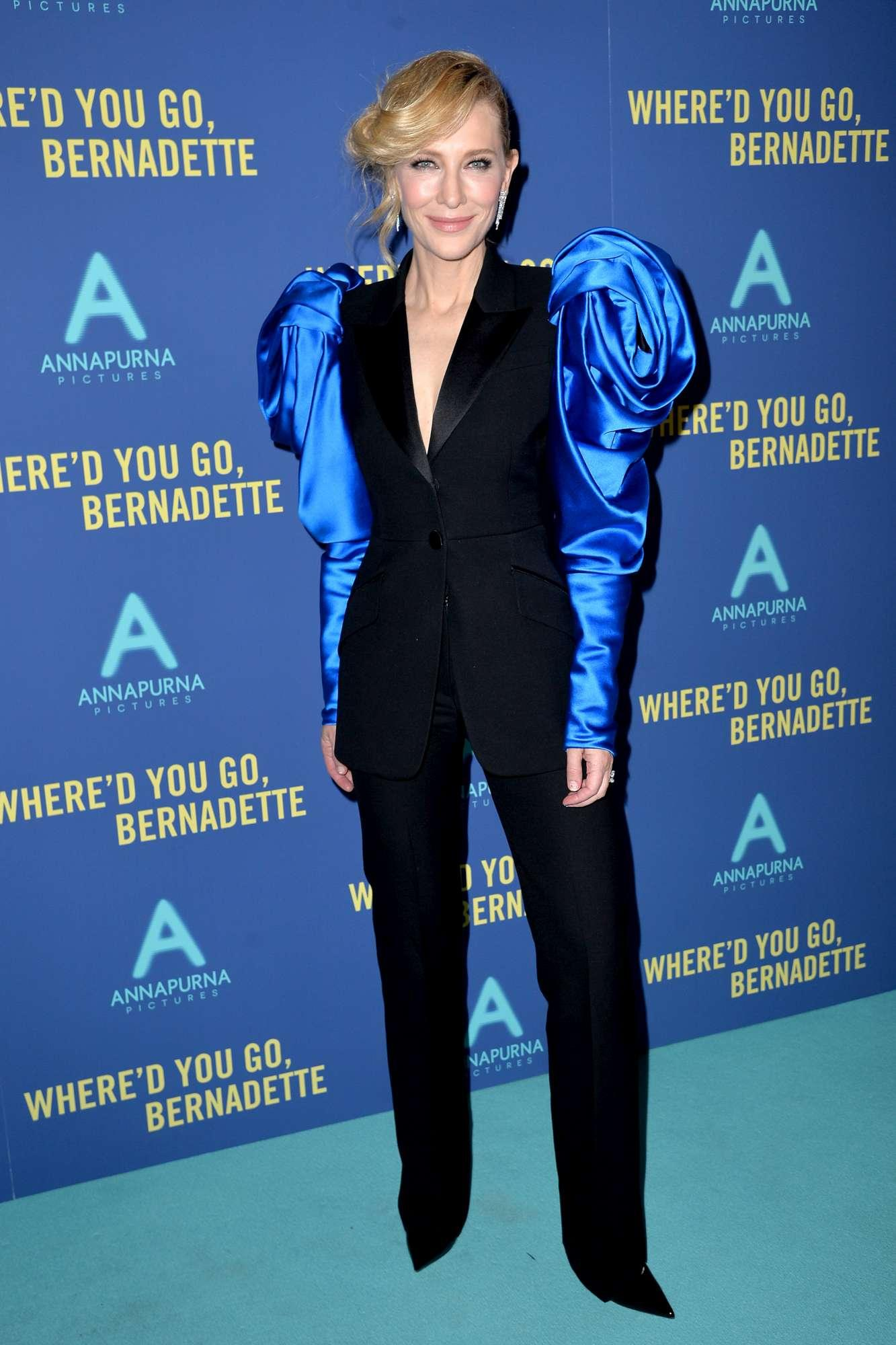 Cate Blanchett medita il ritiro:  Forse è arrivato il momento di smettere di recitare
