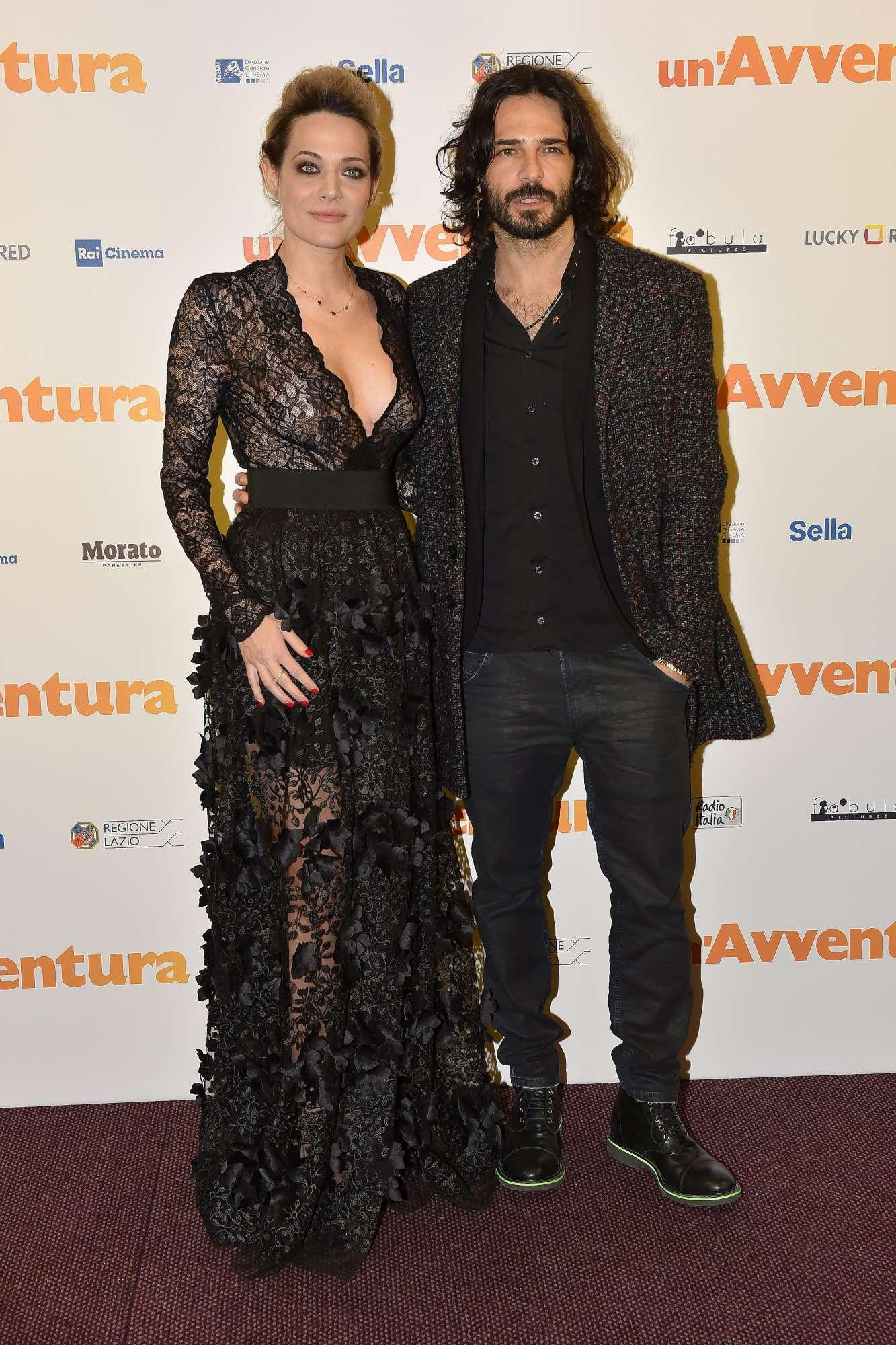 Laura Chiatti e Marco Bocci sbarcano a Roma