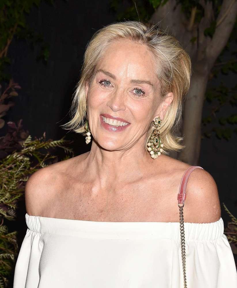 Sharon Stone come Lady D:  Dimenticata da tutti...