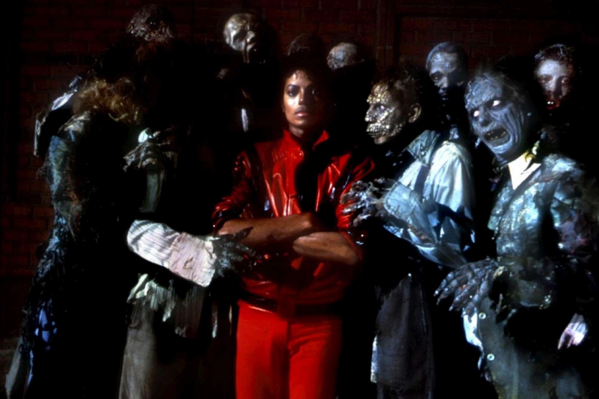 Thriller , l incubo di Jacko eletto miglior videoclip