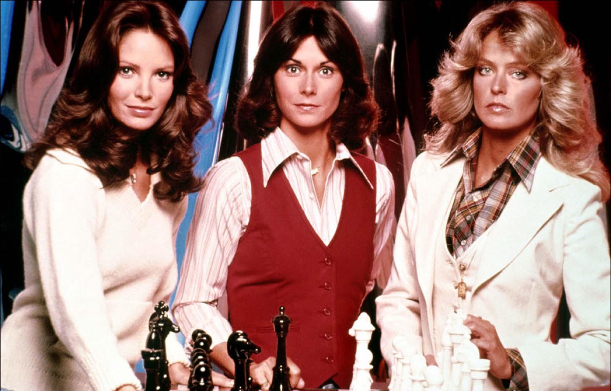 Vecchie e nuove Charlie s Angels
