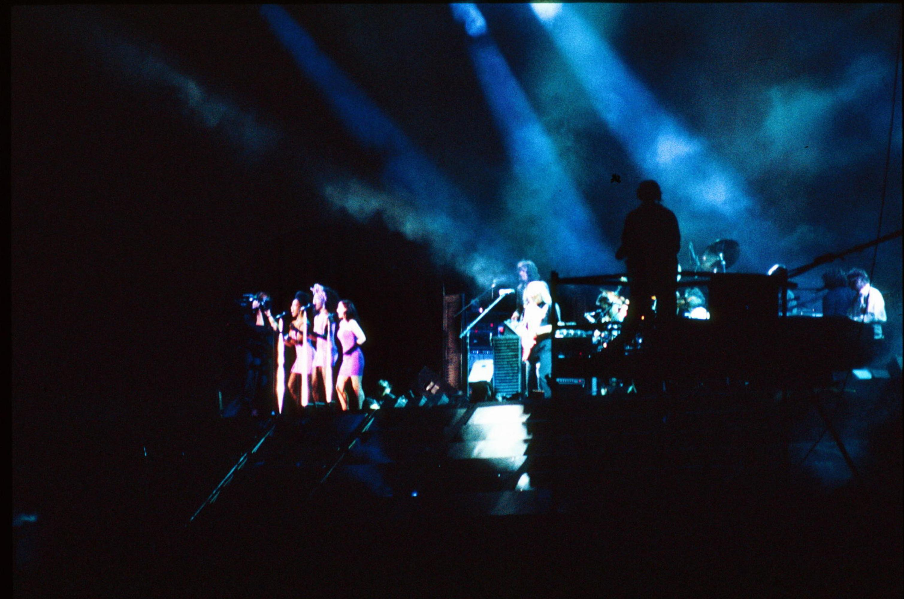 30 anni fa lo storico concerto dei Pink Floyd nella laguna di Venezia