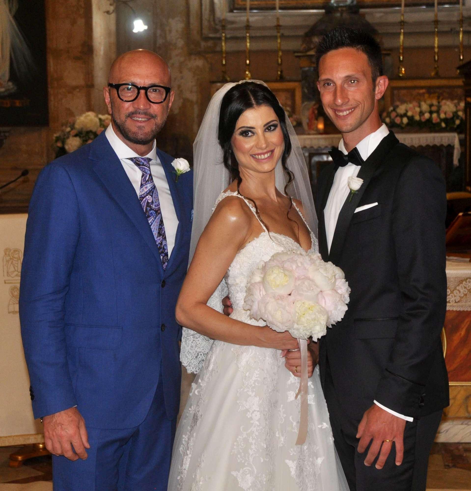 Zenga si sposa, nozze a Palermo per il primogenito dell ex portiere