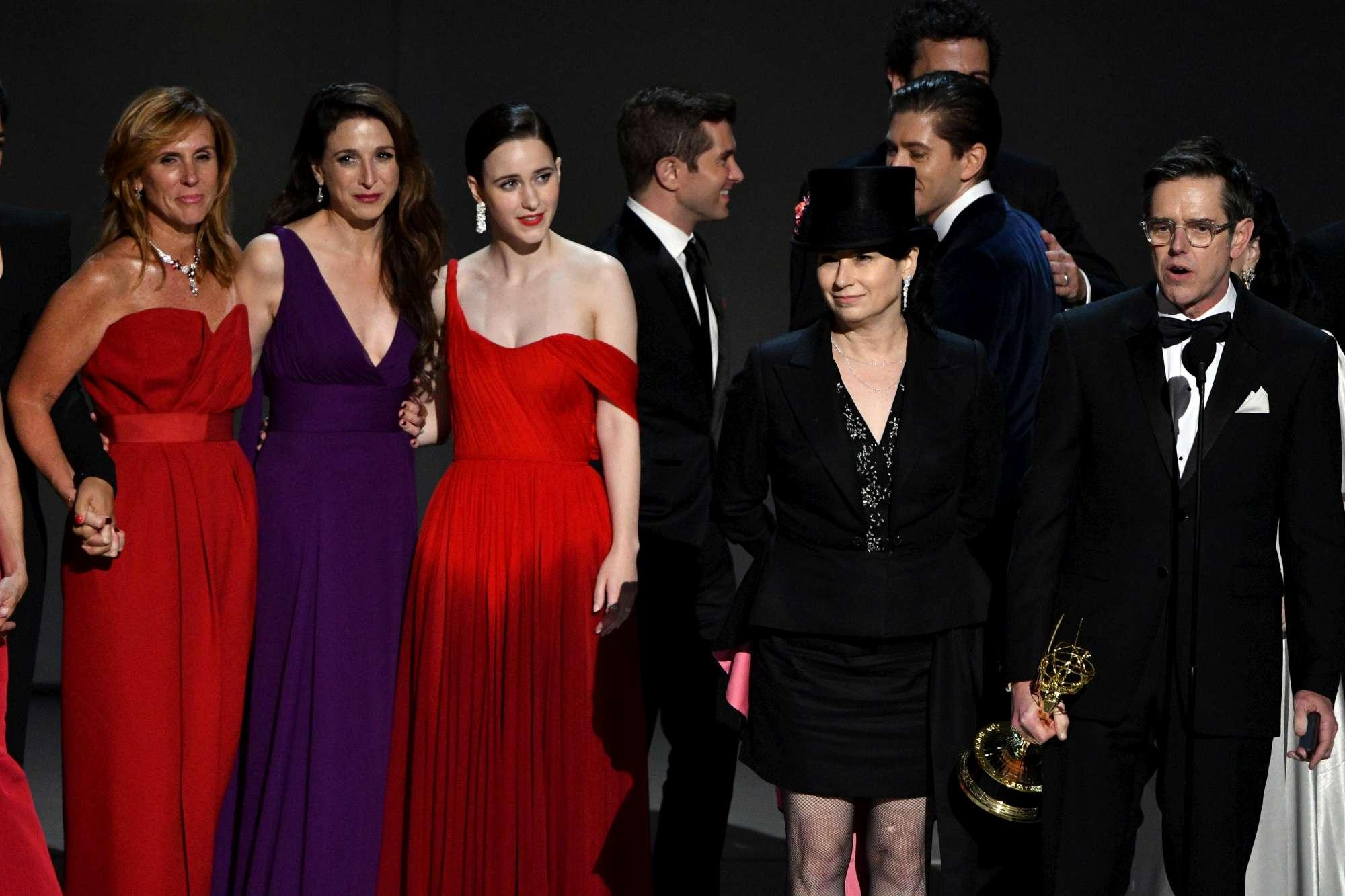 Emmy, premiati e protagonisti della 70esima edizione
