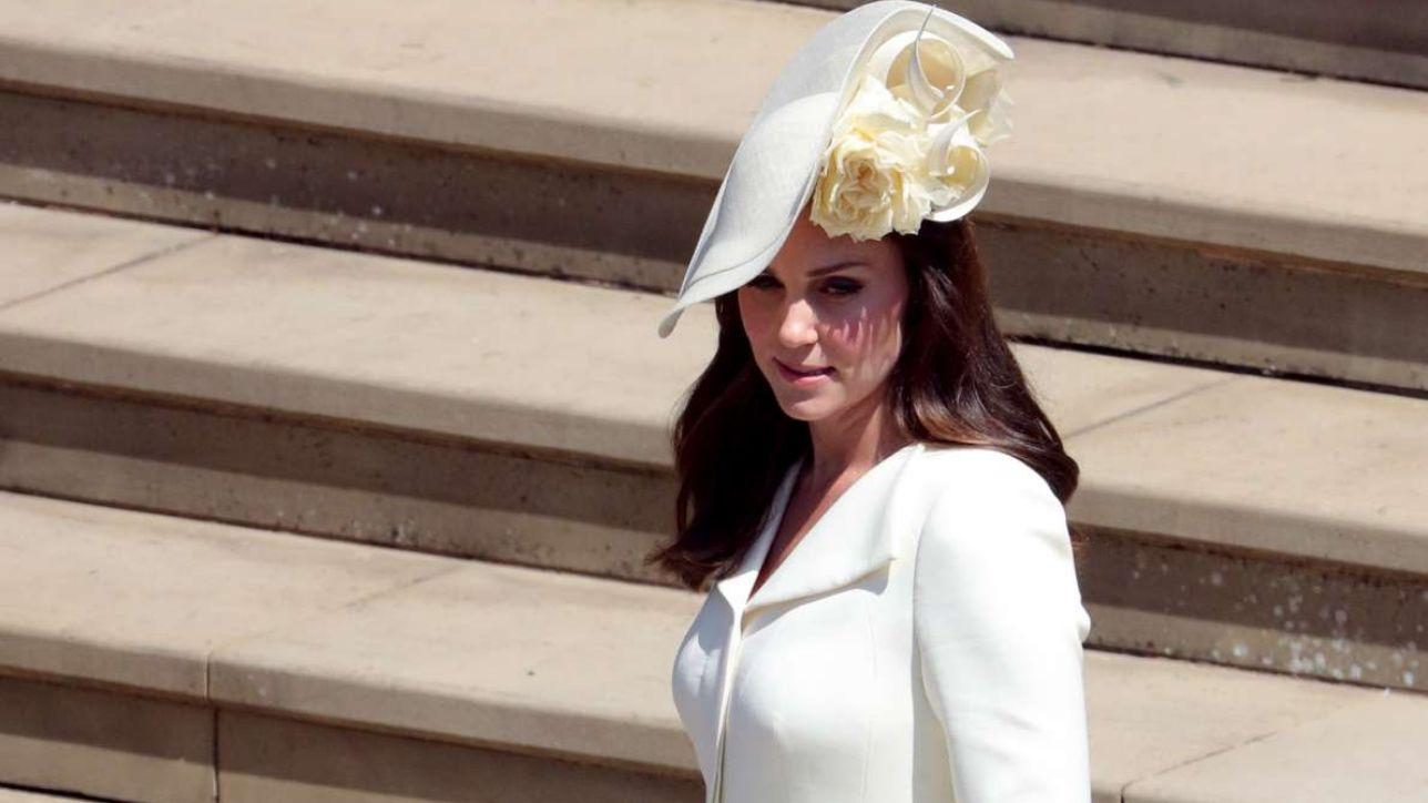 Kate Middleton in splendida forma a un mese dal parto