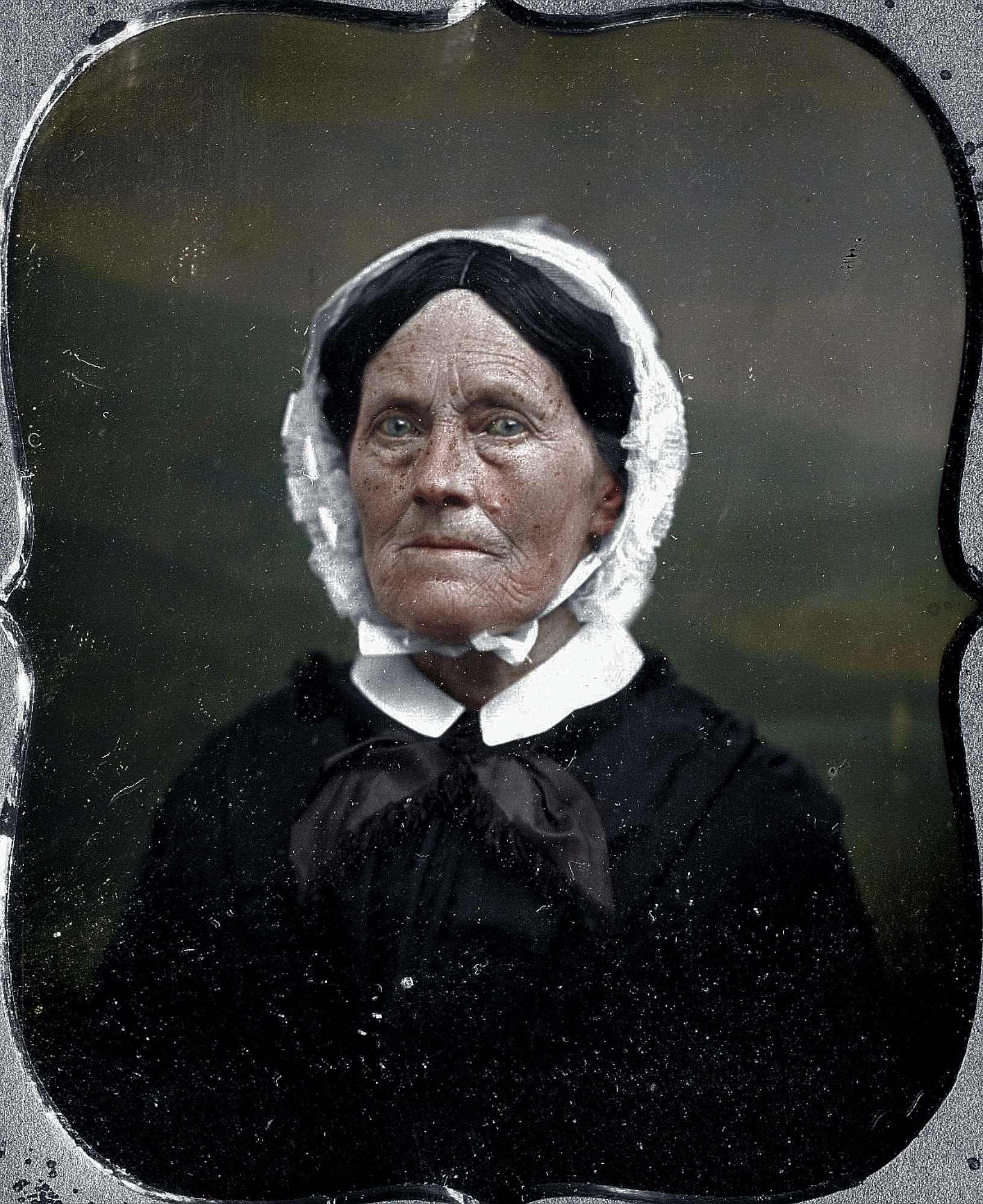 Scatti d annata, ecco i primi ritratti della storia della fotografia