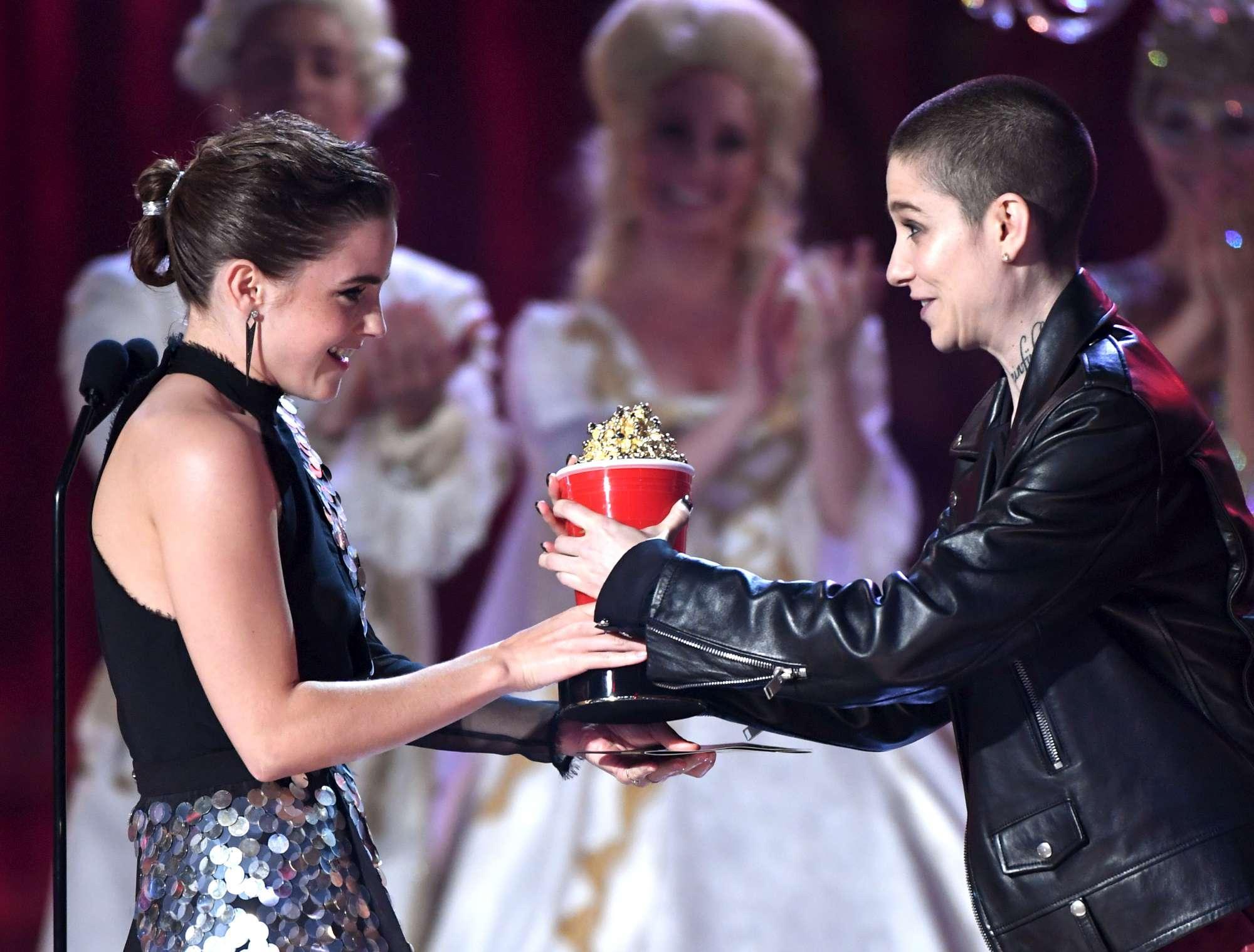 MTV Movie Awards 2017, tutti i protagonisti della serata
