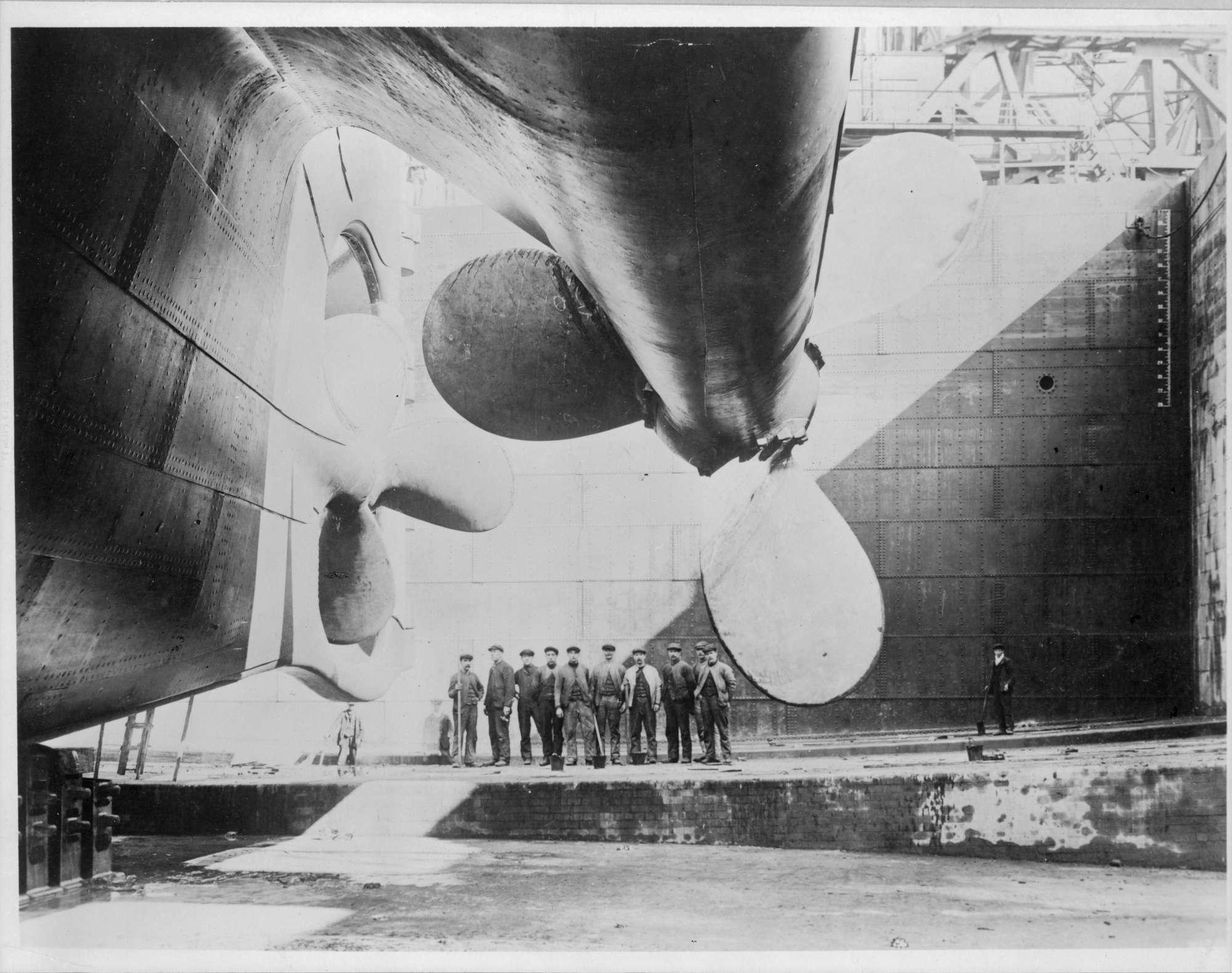 In soccorso del Titanic, le eccezionali immagini del transatlantico Carpathia