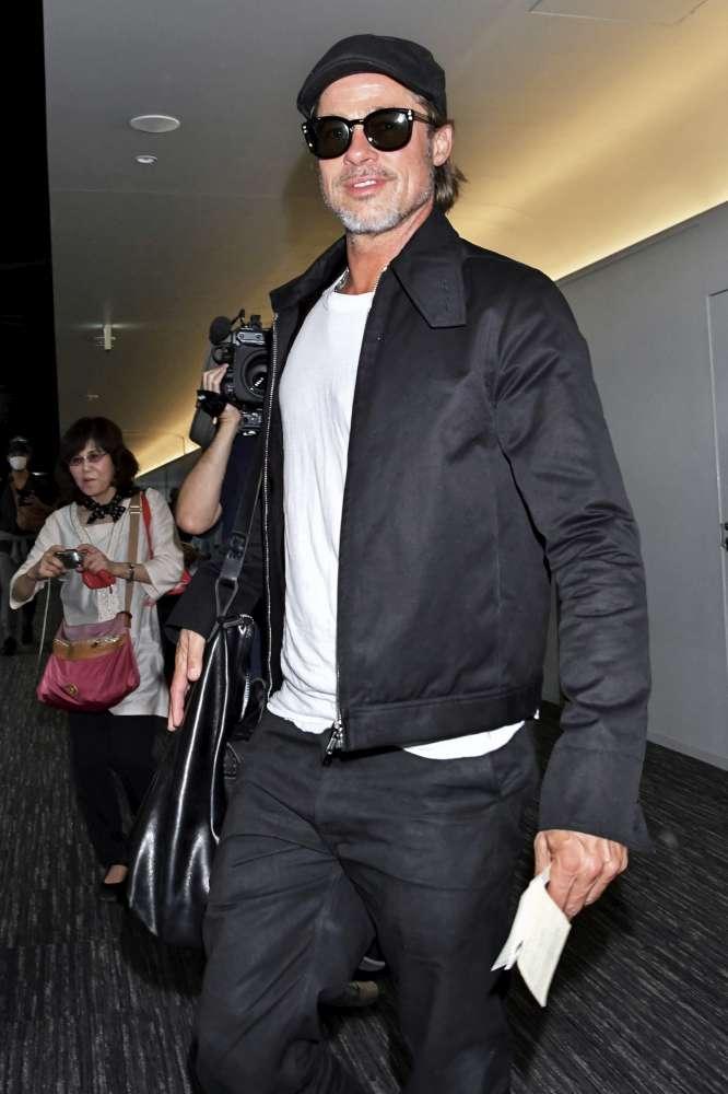 Brad Pitt, che difficile essere padre... di Maddox