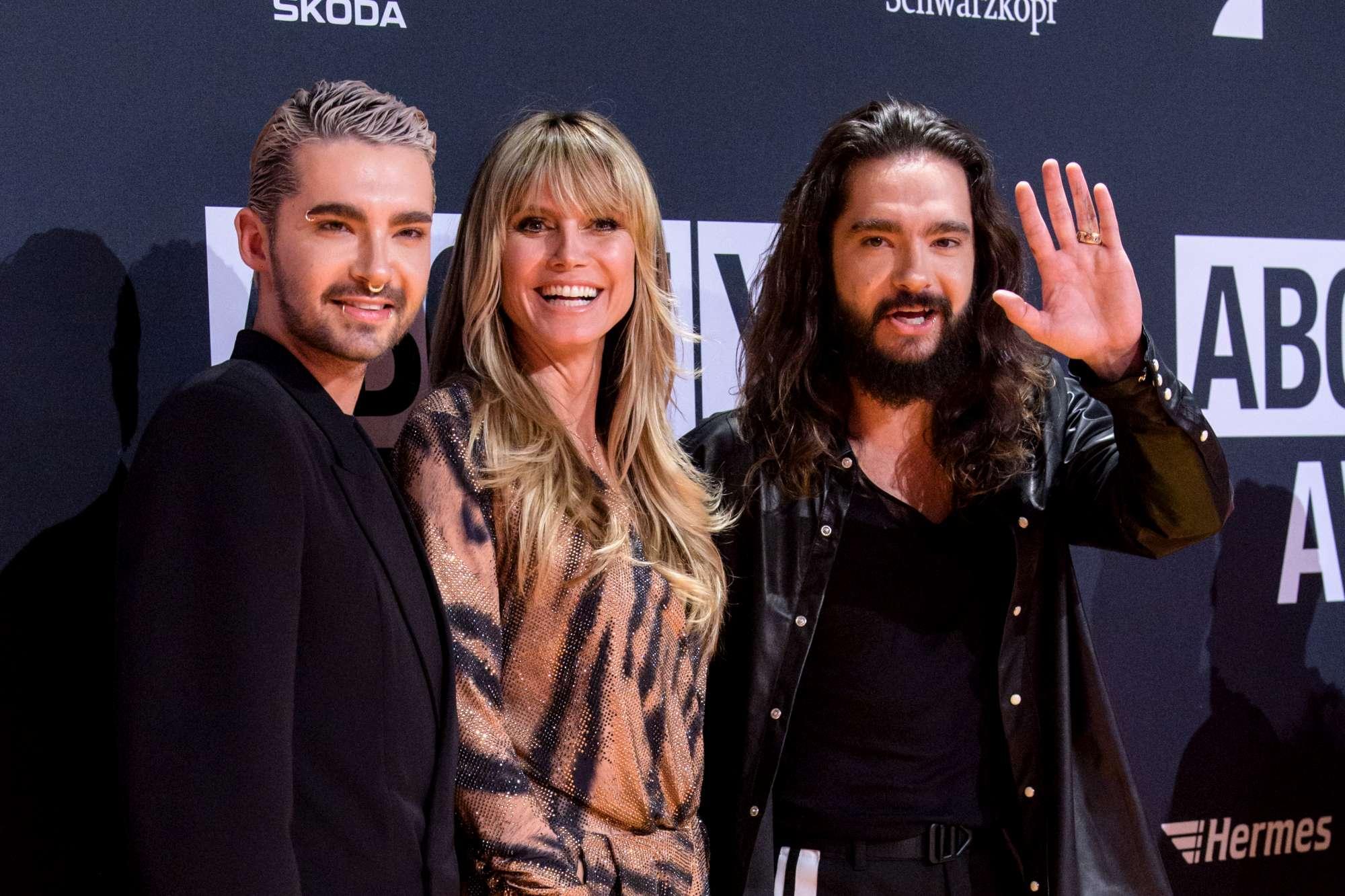 Heidi Klum, tigre scatenata con il fidanzato Tom Kaulitz