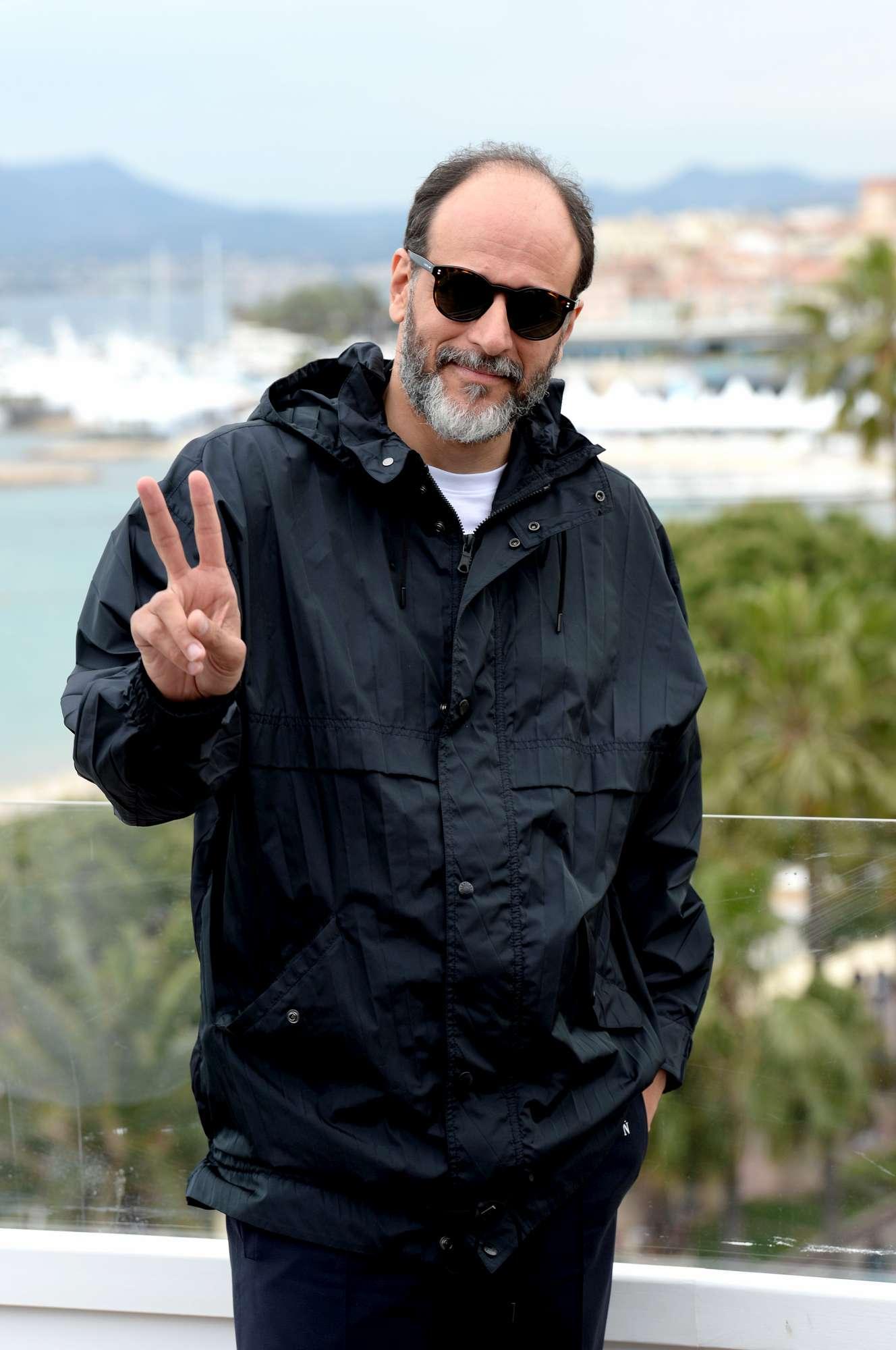 Luca Guadagnino presenta a Cannes  The Staggering Girl