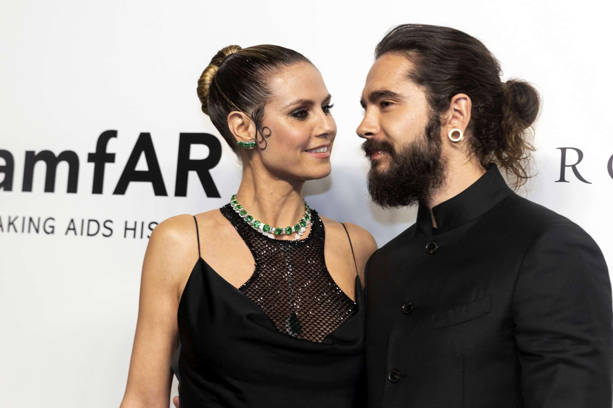 Heidi Klum, in estate le nozze a Capri con Tom Kaulitz