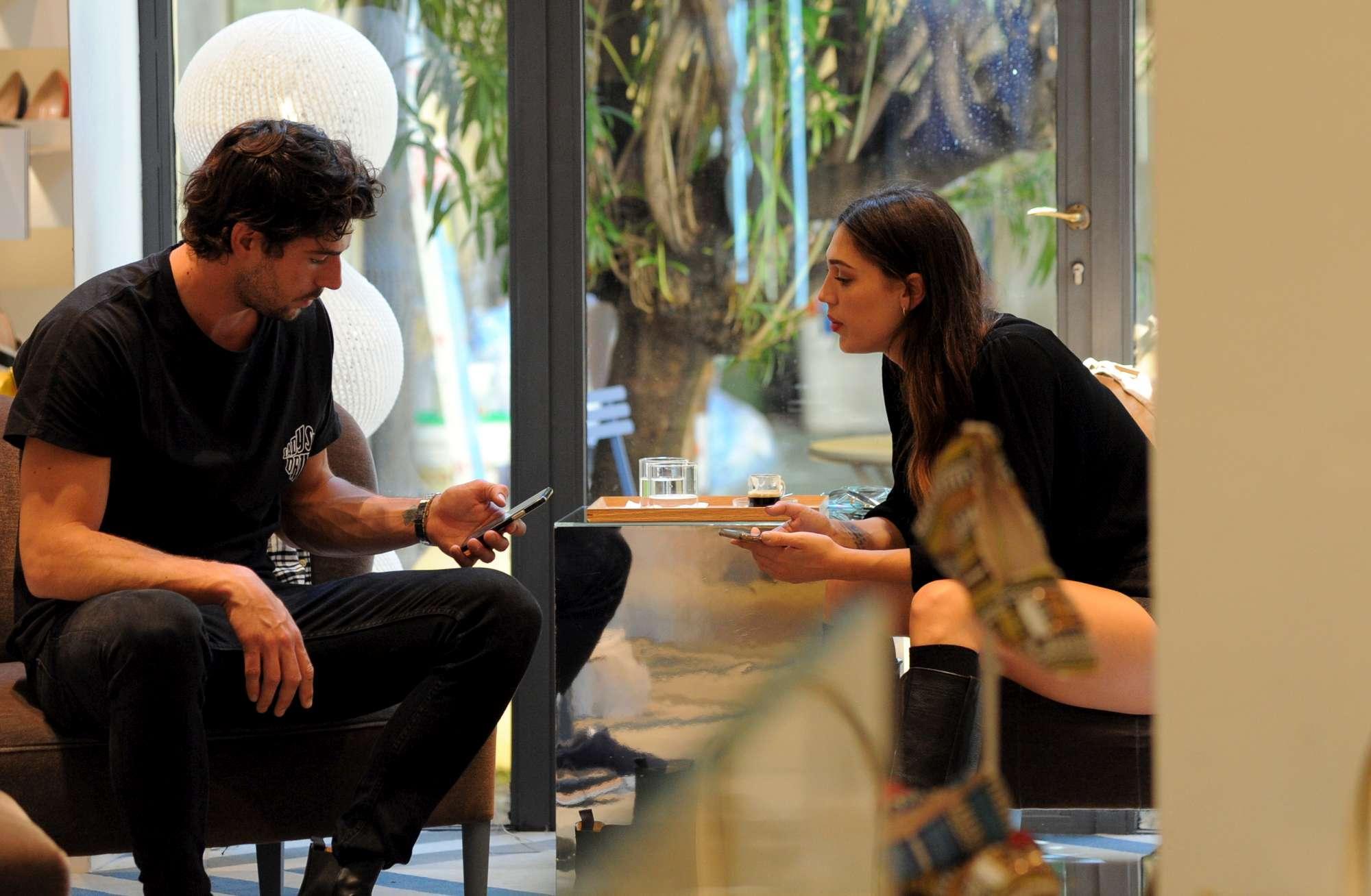 Cecilia Rodriguez e Ignazio Moser, guarda che shopping bollente!
