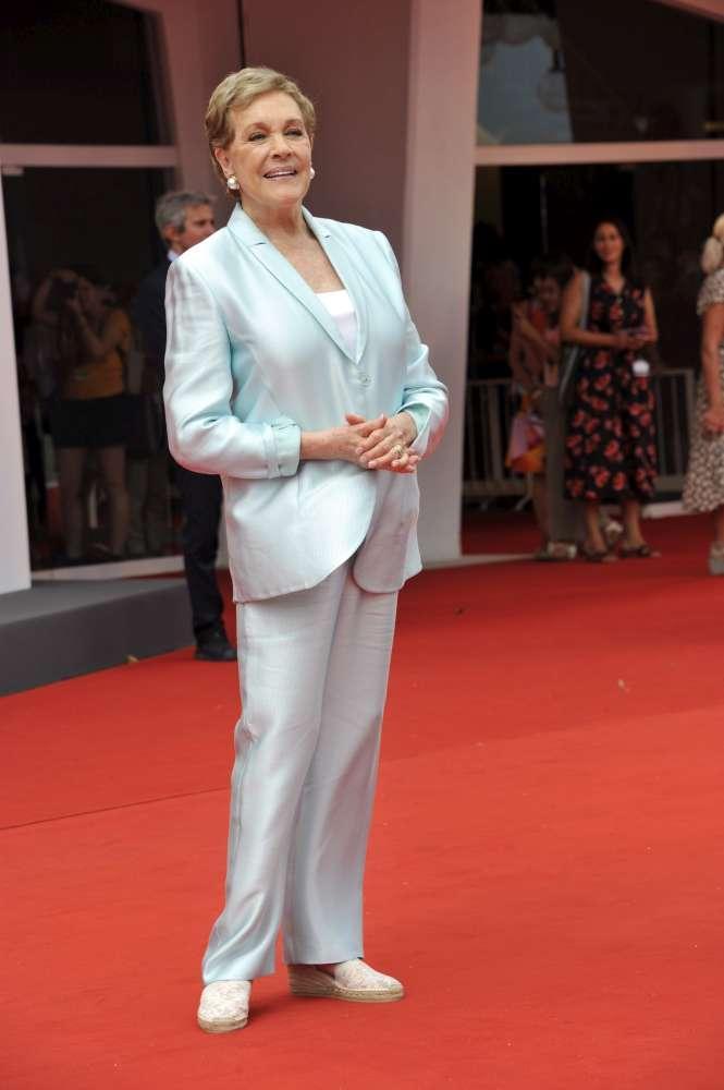 Venezia 76, la premiazione di Julie Andrews e il photocall di  Martin Eden