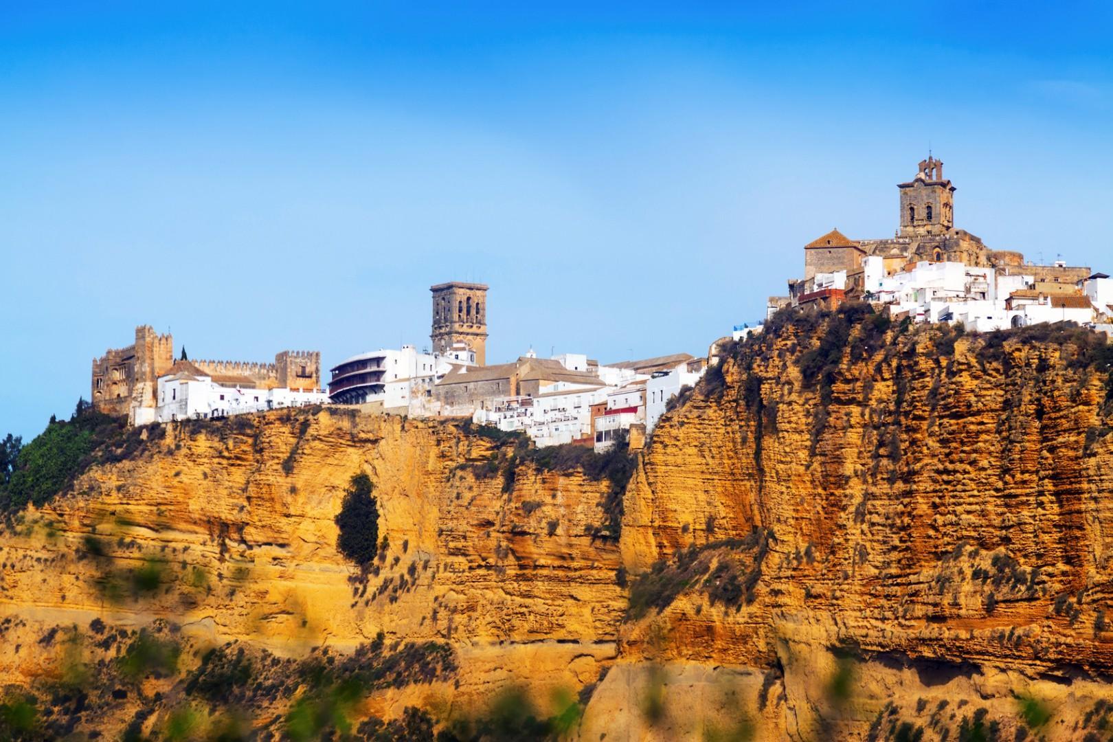 """L  Andalusia e i  paesi bianchi"""""""