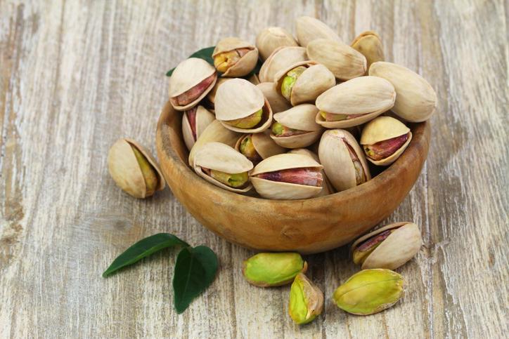 Tutte le proprietà dei pistacchi