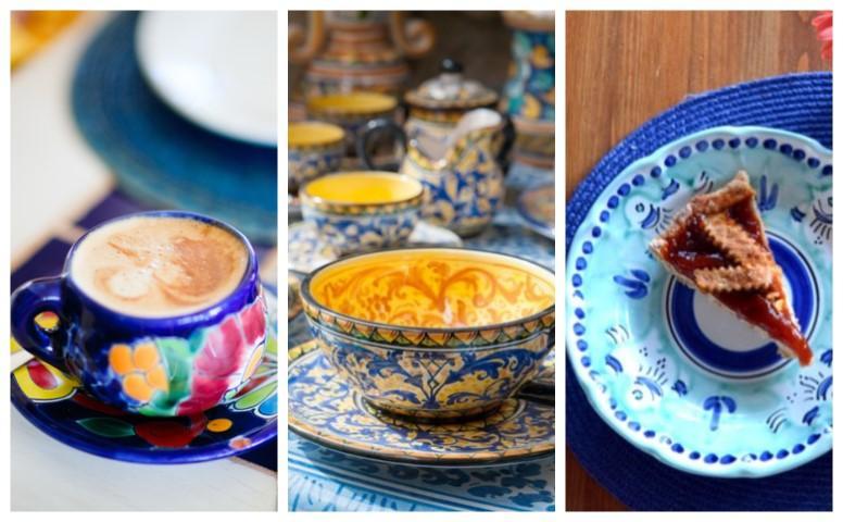 Tendenze: porta in tavola l estate con i piatti in ceramica