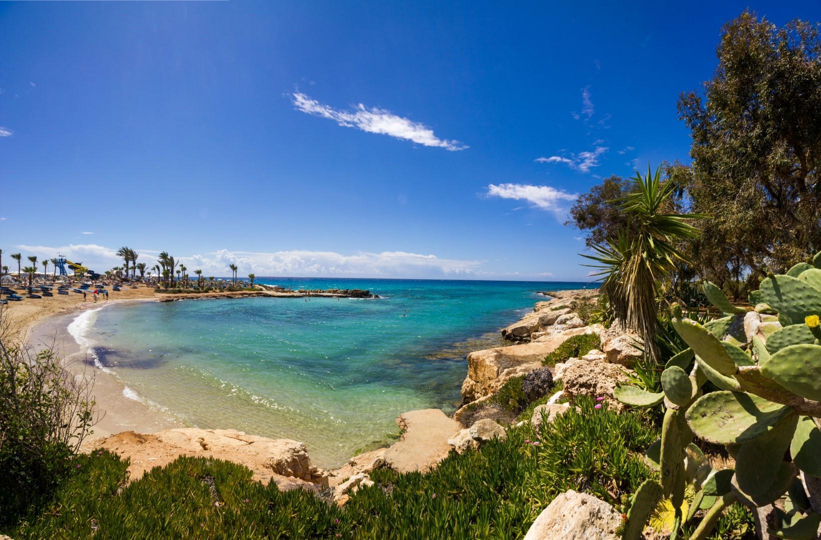 A Cipro, dove l'estate dura fino a novembre