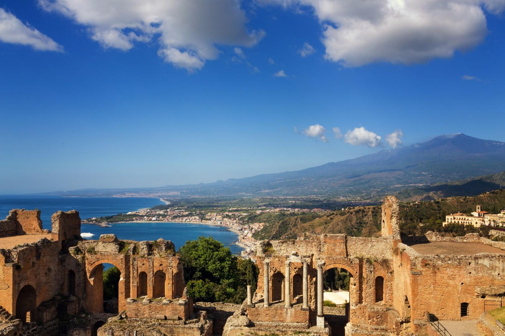 Italia e le sue isole delle meraviglie