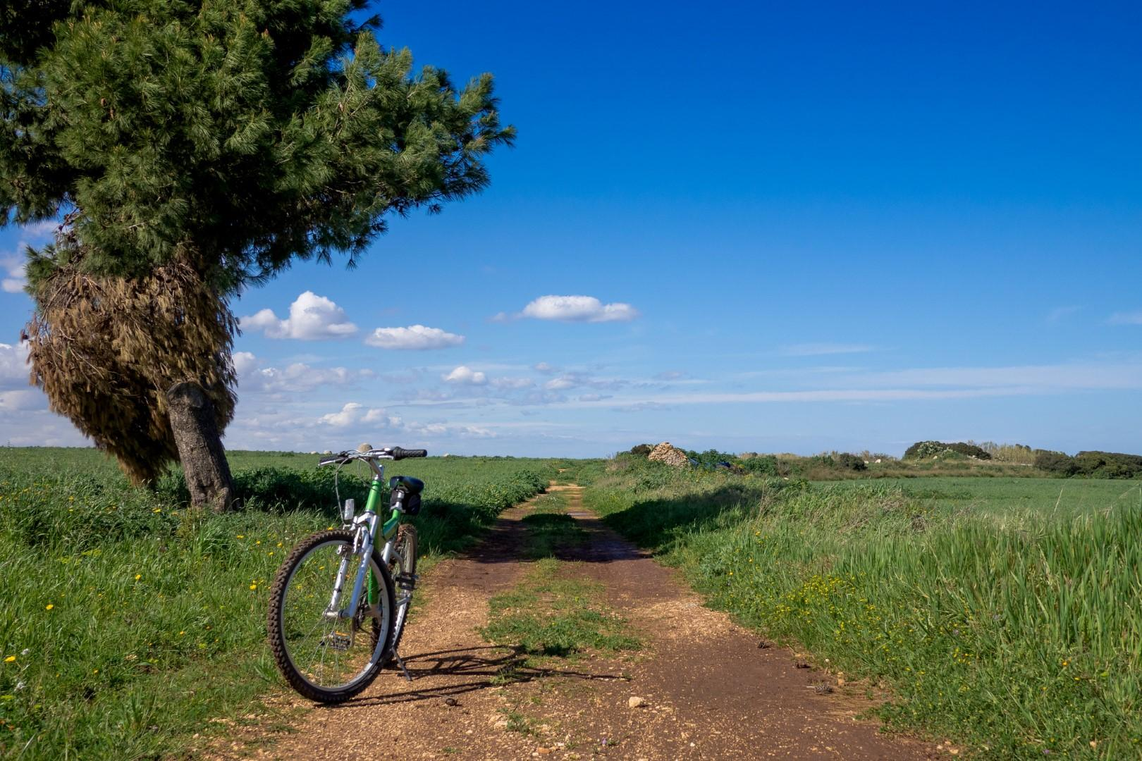 Puglia slow: la ciclabile Traiana