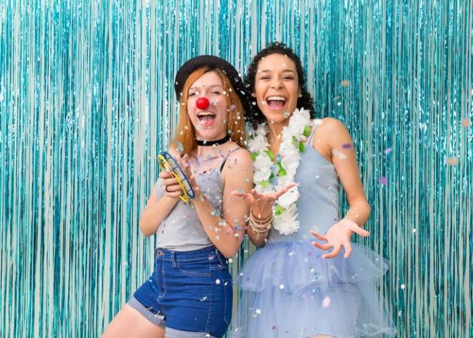 Carnevale: cinque idee facili per mascherarsi