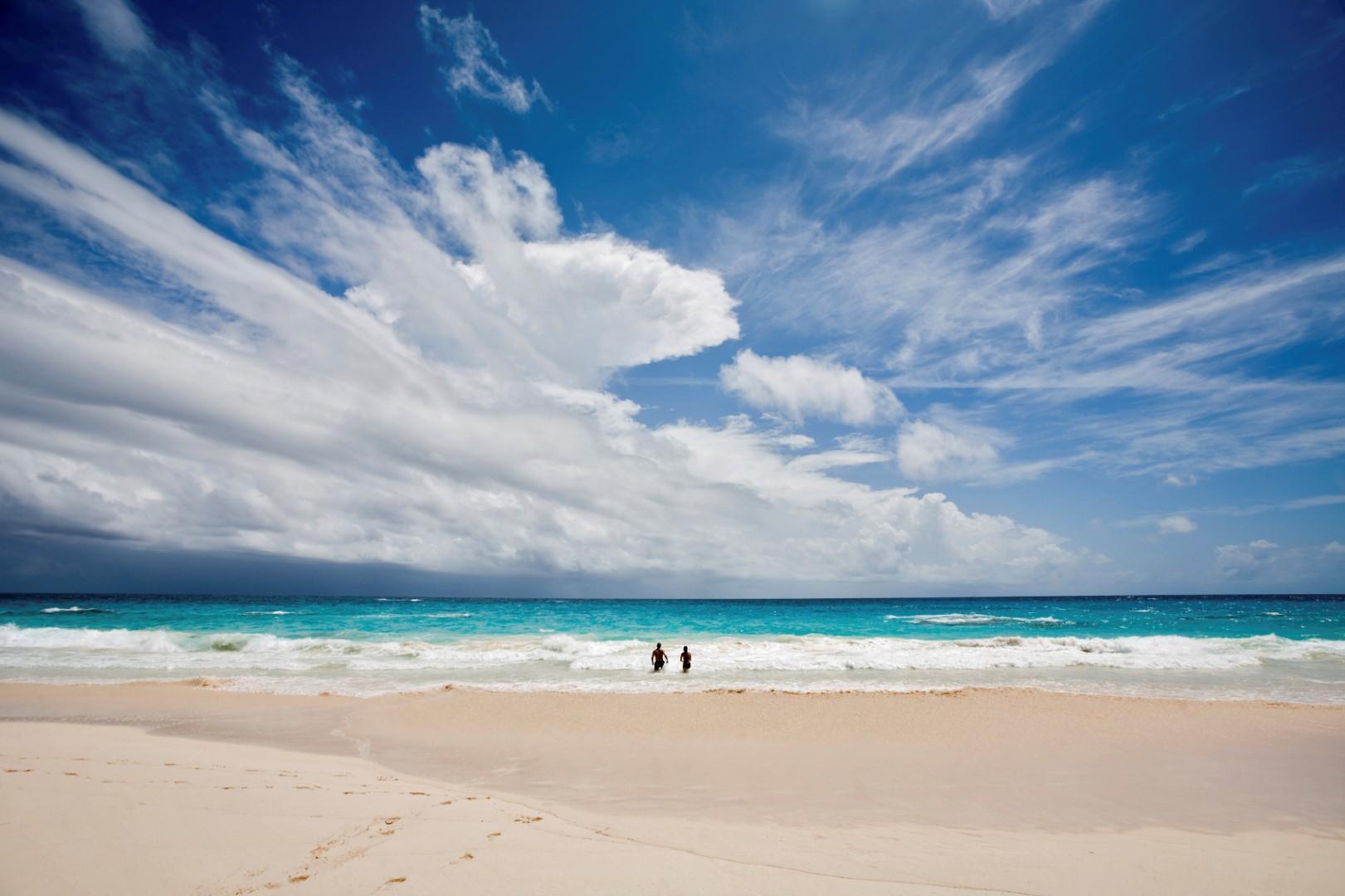 Bermuda: fascino, lusso, mistero. E lontane da tutto...