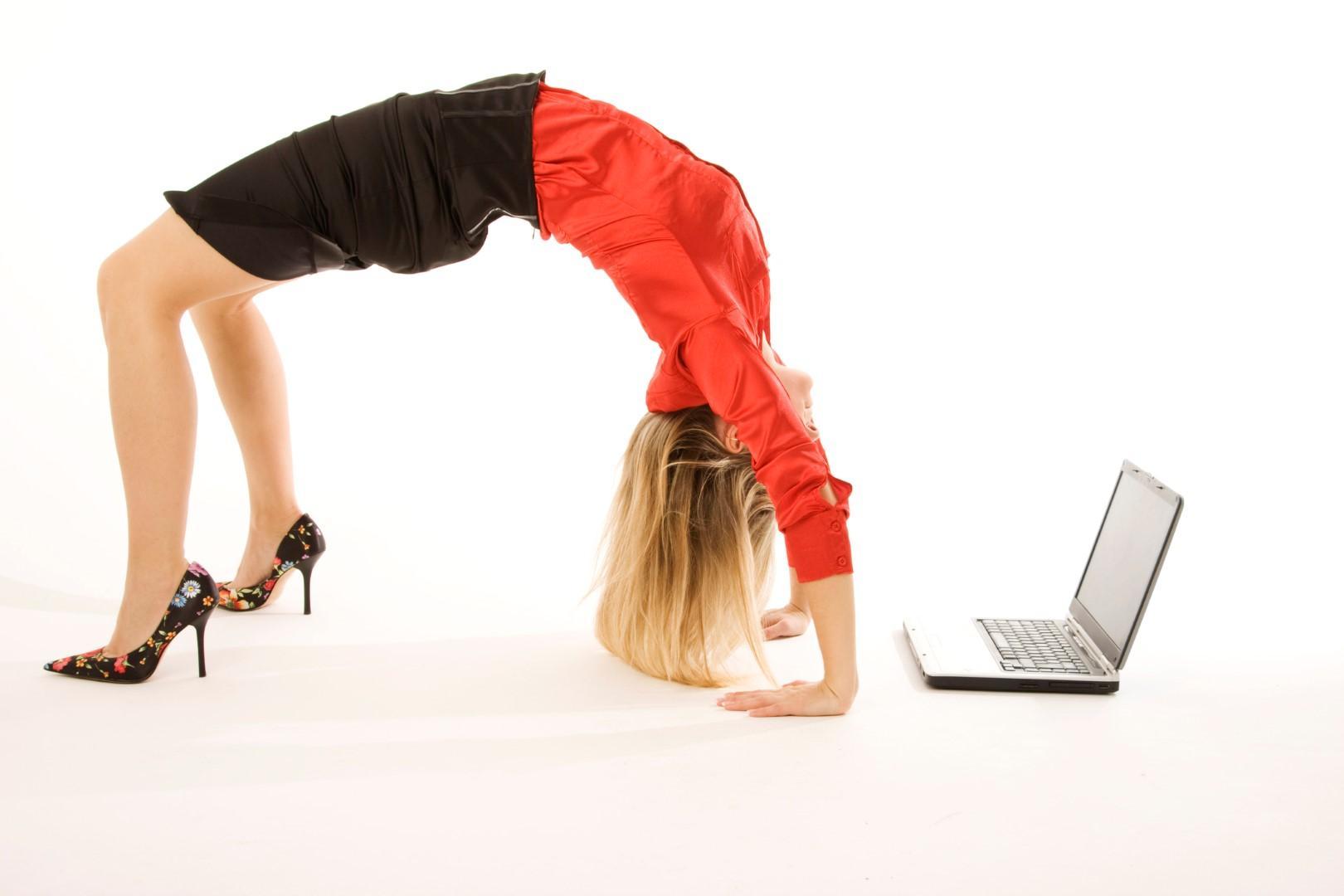 Benessere: impara il fitness da scrivania