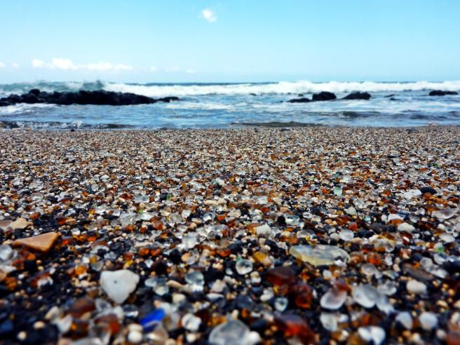 La natura si diverte: dieci spiagge molto inconsuete